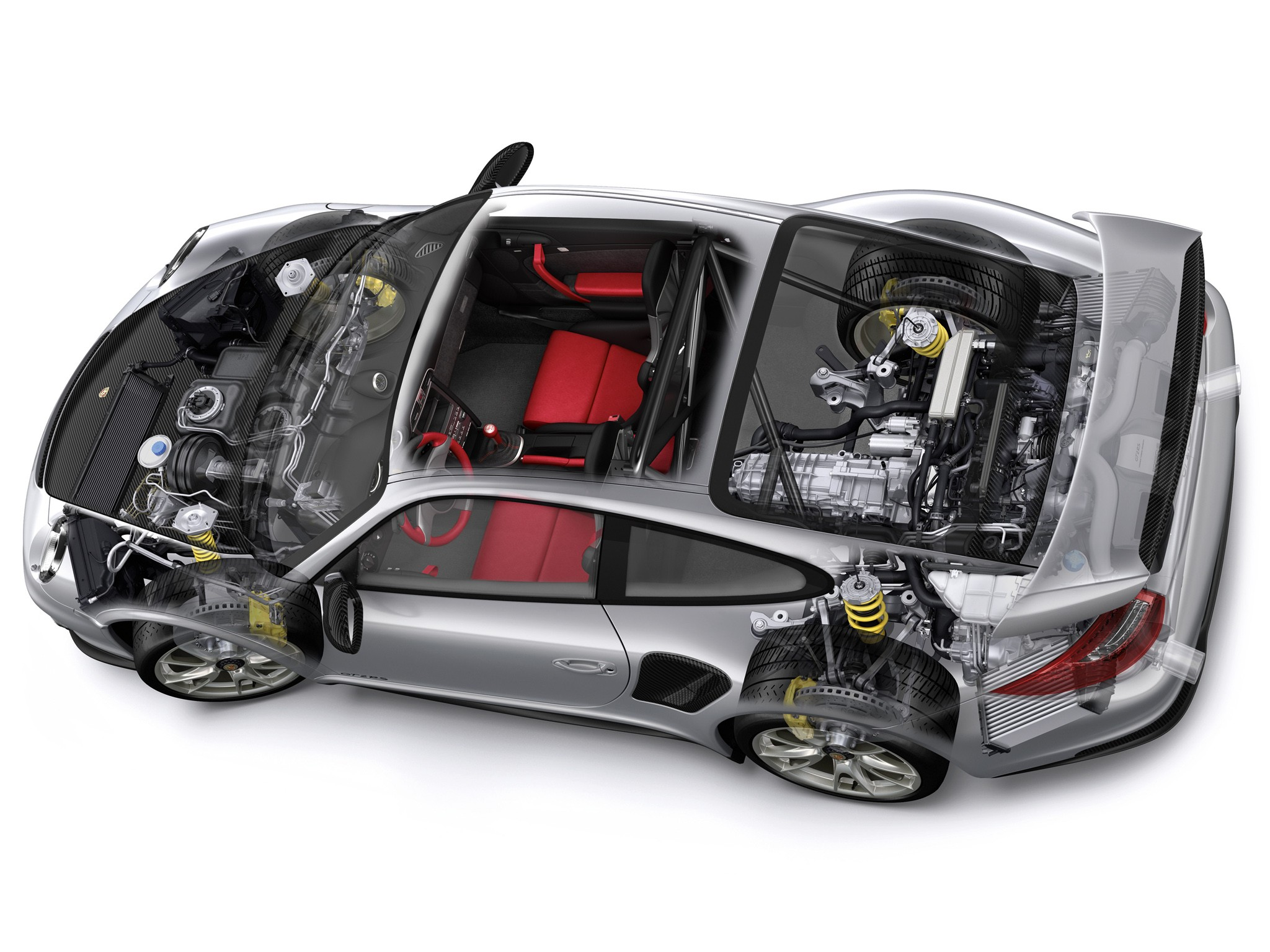 PORSCHE-911-GT2-RS-4327_15 Amazing Porsche 911 Gt2 Rs Engine Cars Trend