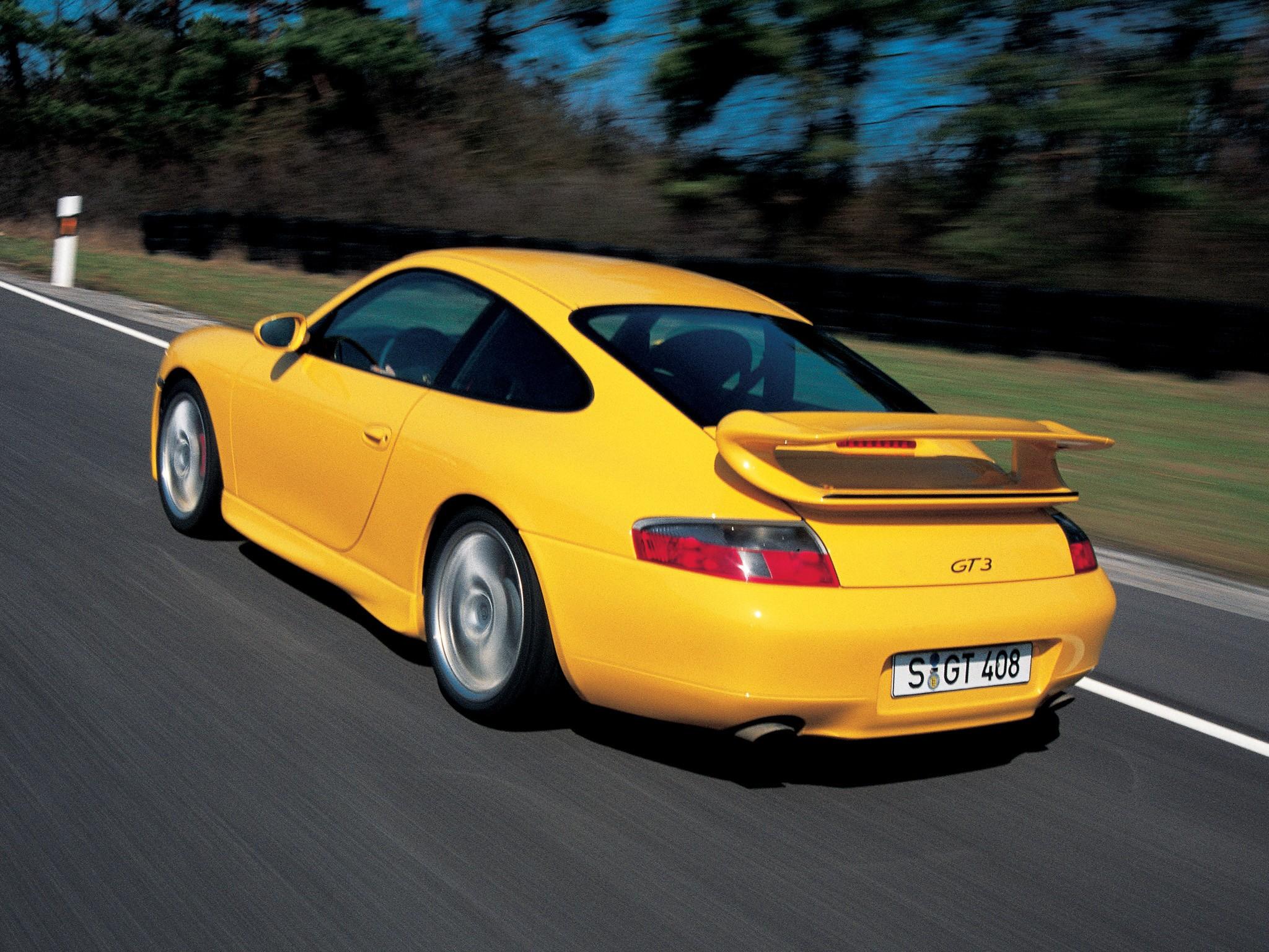 Porsche 996 Turbo >> PORSCHE 911 GT3 (996) specs & photos - 1999, 2000, 2001 - autoevolution