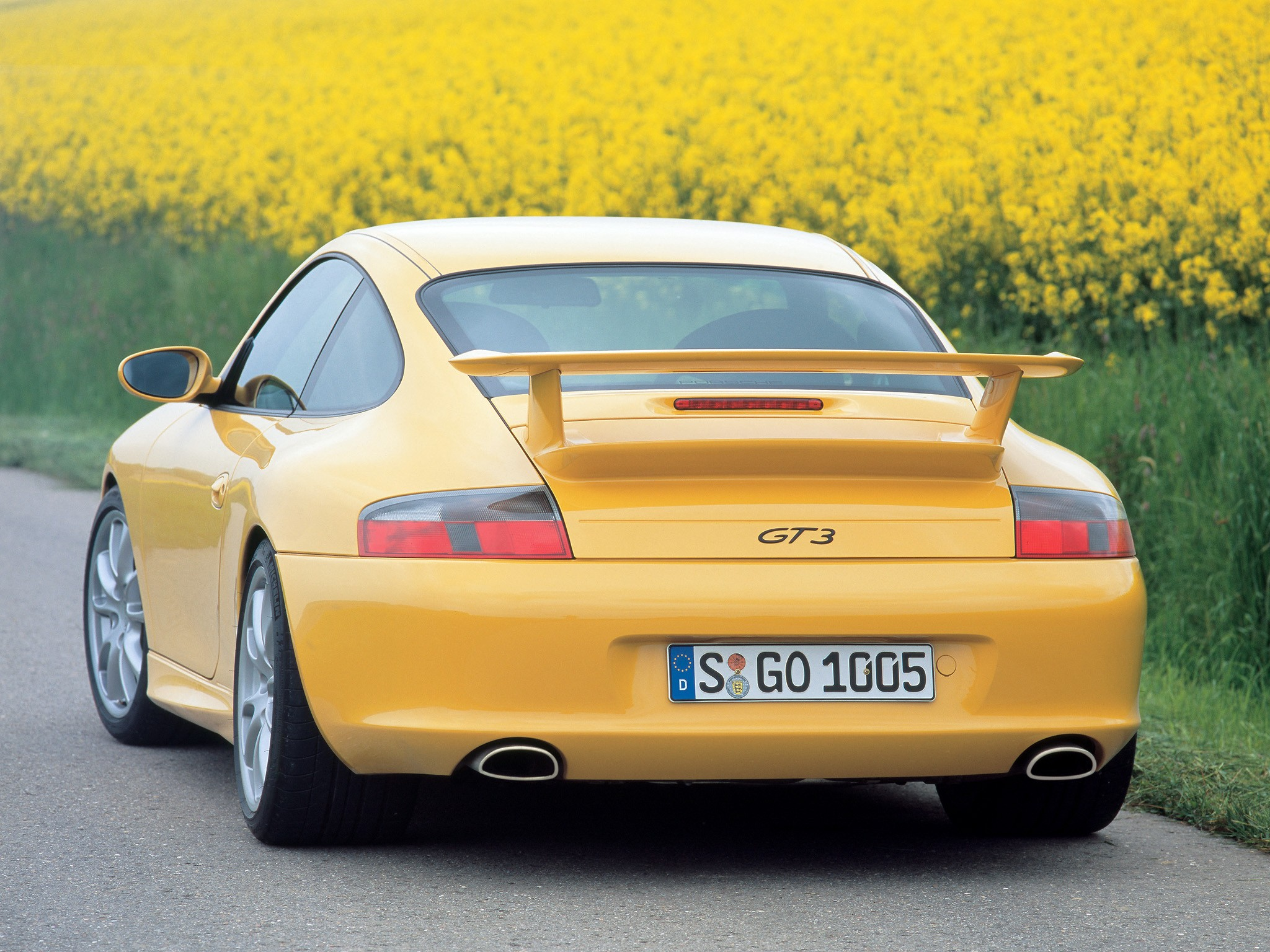 porsche 911 gt3 996 specs 2003 2004 2005 2006 autoevolution