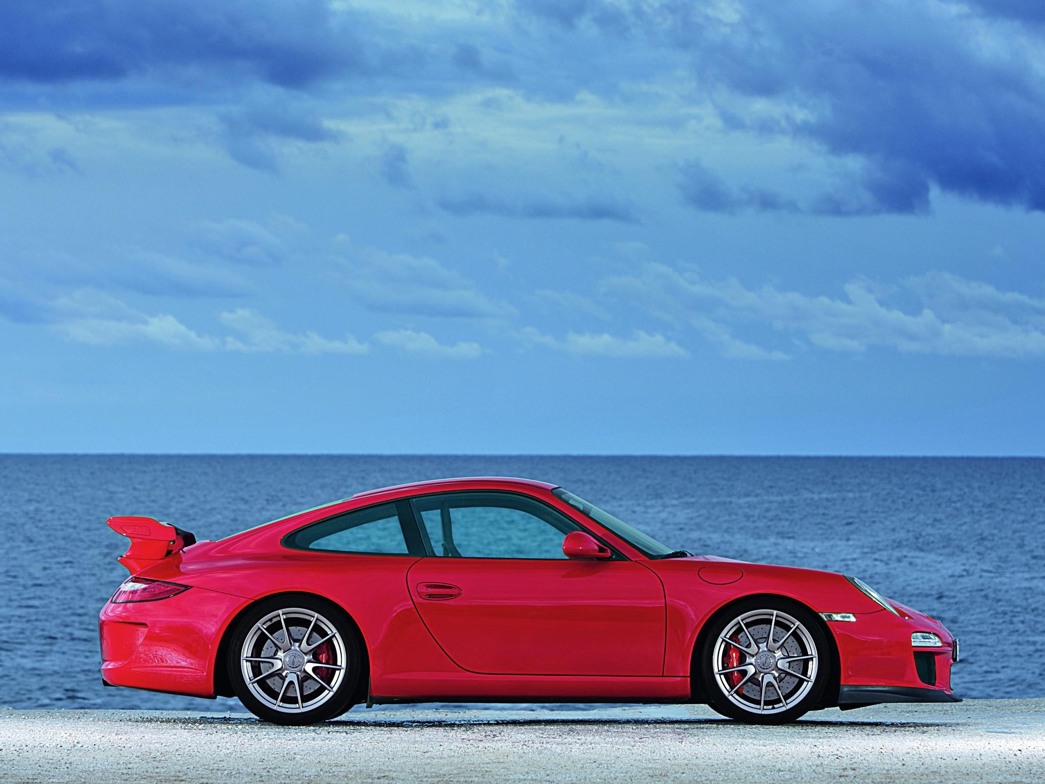 Porsche 911 Gt3 997 Specs Amp Photos 2009 2010 2011