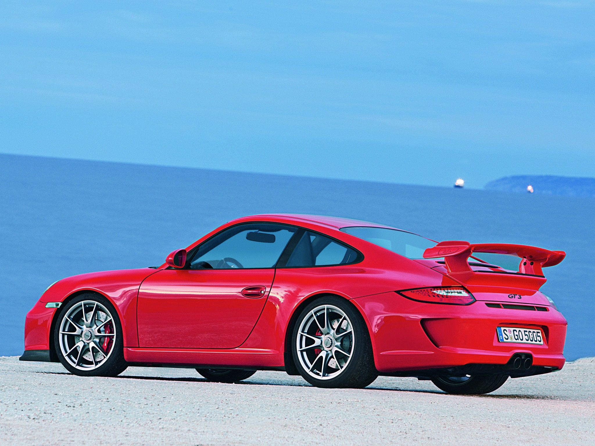 Porsche 911 Gt3 997 Specs Amp Photos 2009 2010 2011