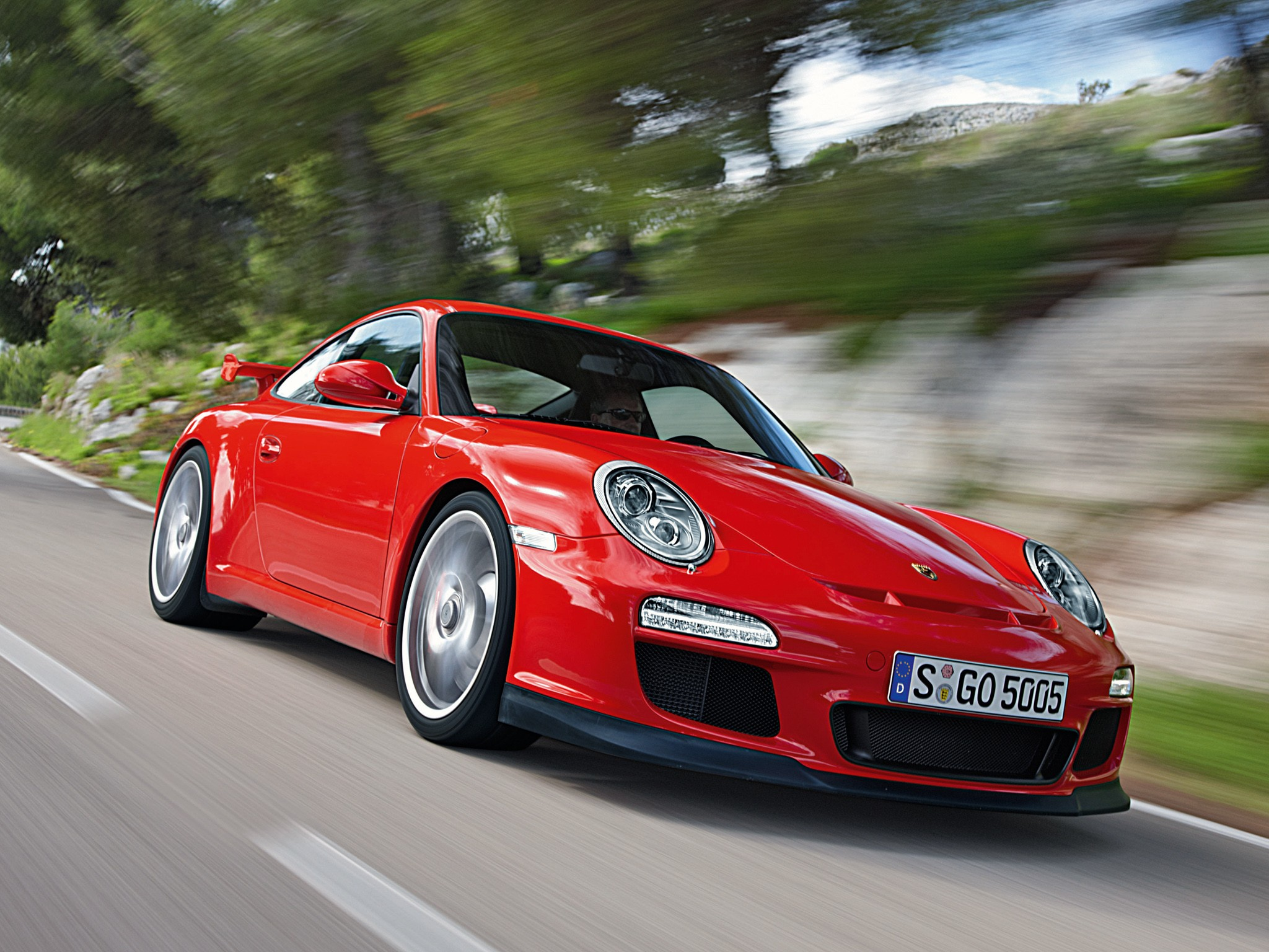 Porsche 911 Gt3 997 2009 2010 2011 Autoevolution