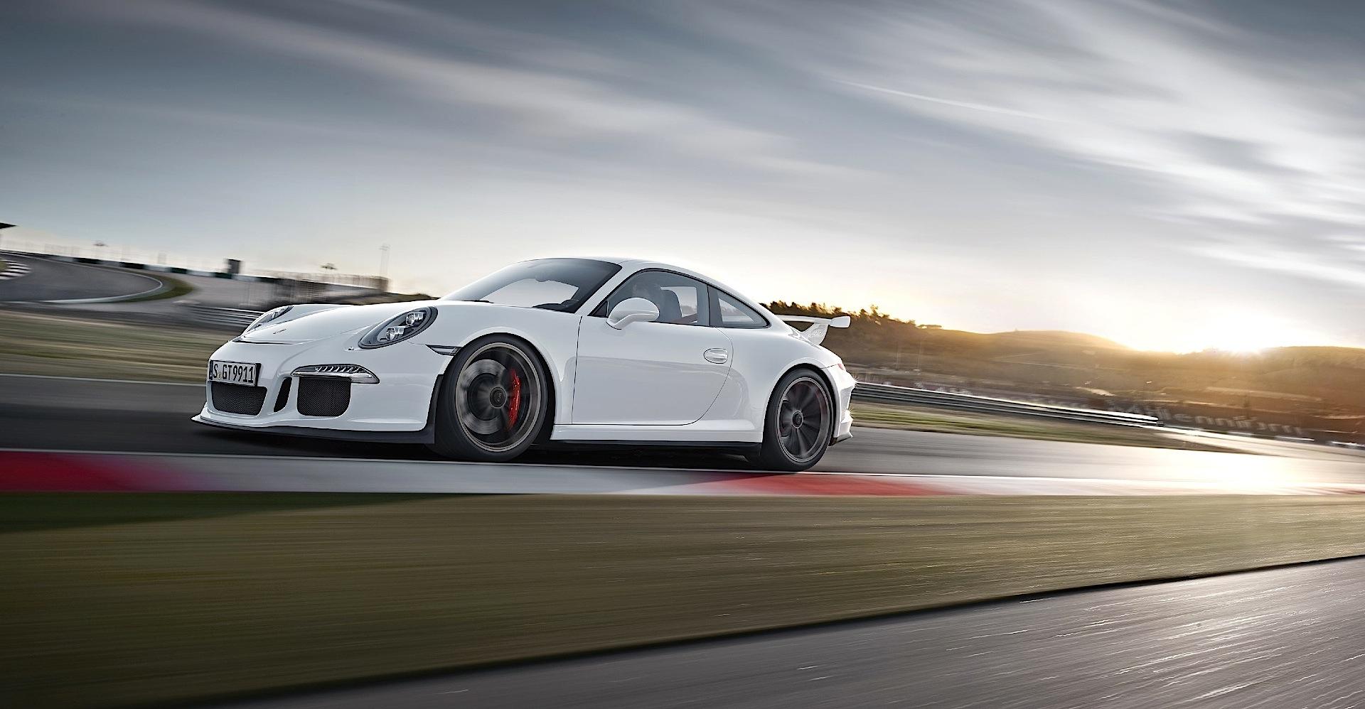 Porsche Specs Autoevolution