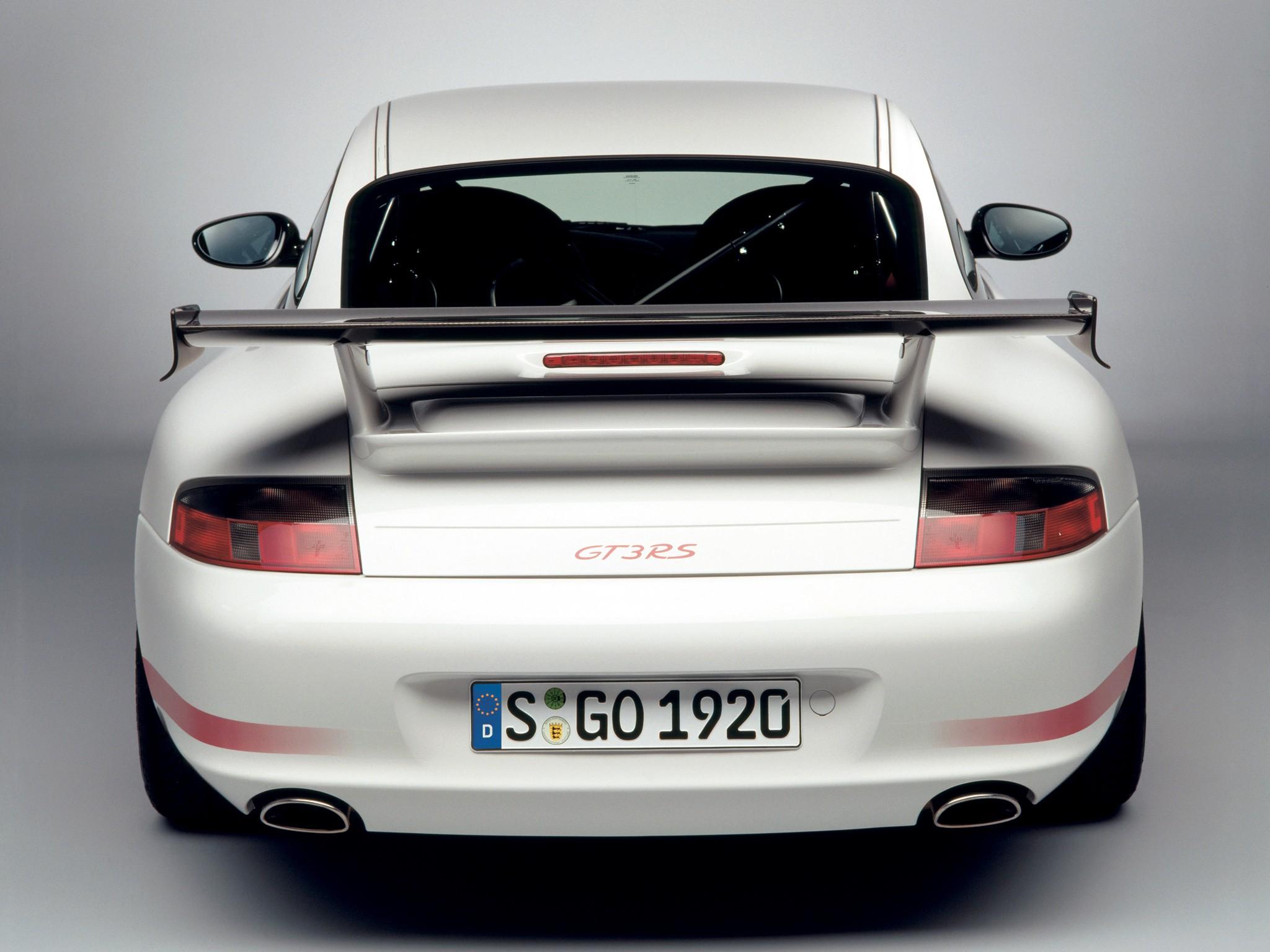 Porsche 911 Gt3 Rs 996 Specs Photos 2004 2005 2006 Autoevolution