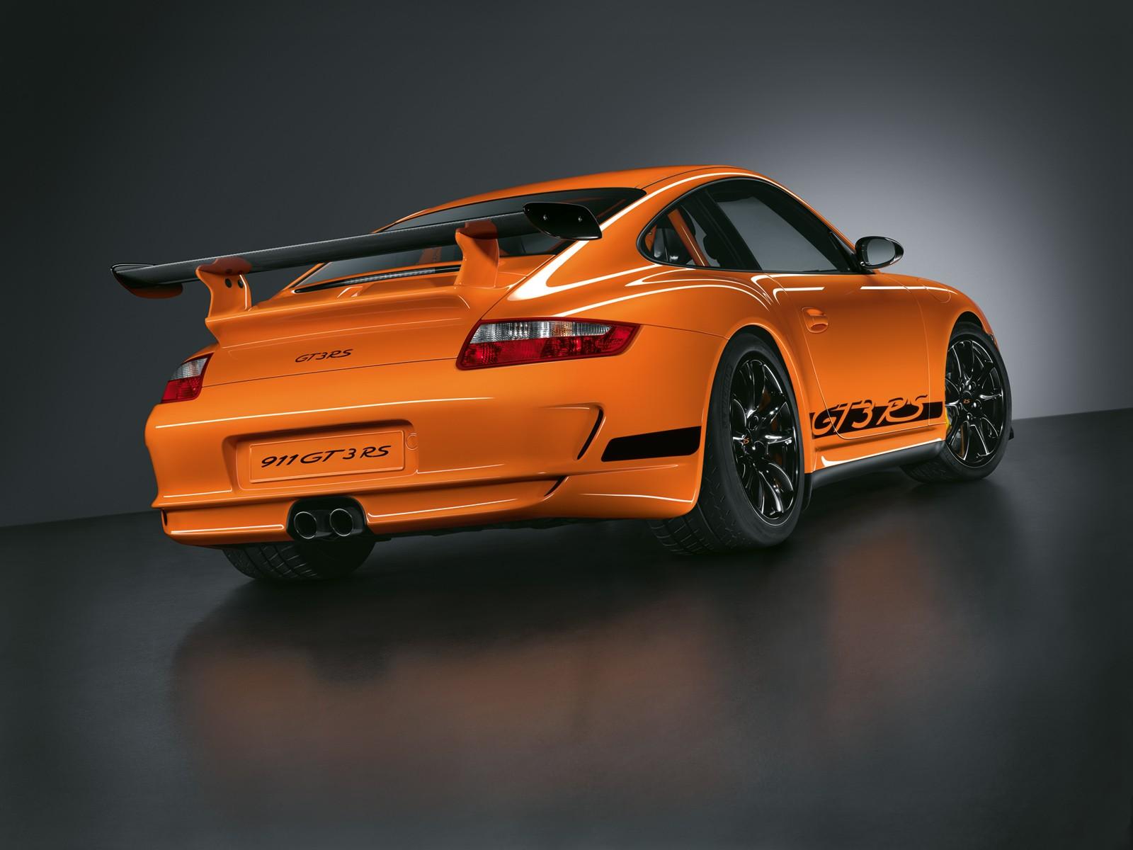 Porsche 911 Gt3 Rs 997 Specs 2006 2007 2008 2009