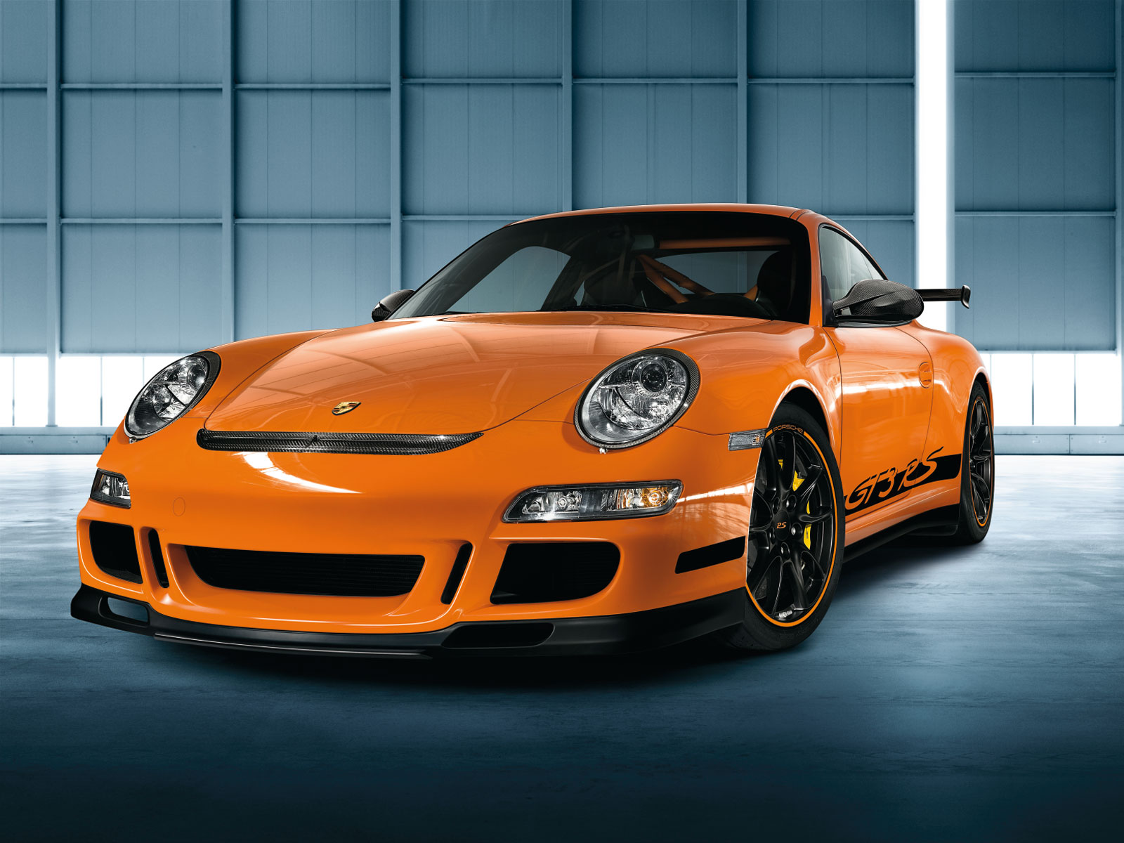 Porsche 911 Gt3 Rs 997 Specs Amp Photos 2006 2007 2008