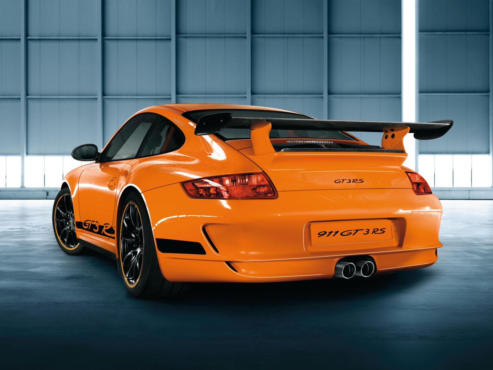 PORSCHE 911 GT3 RS (997) - 2006, 2007, 2008, 2009 ...