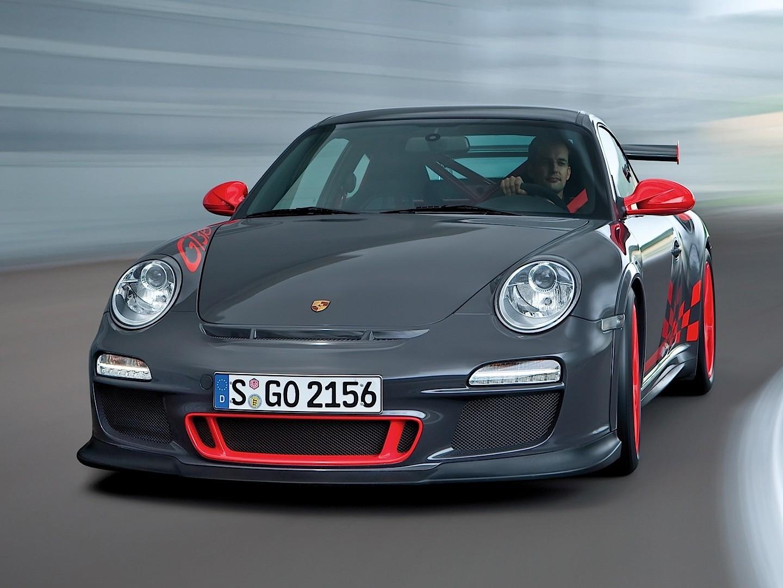 PORSCHE 911 GT3 RS (997.2) - 2009, 2010, 2011 - autoevolution