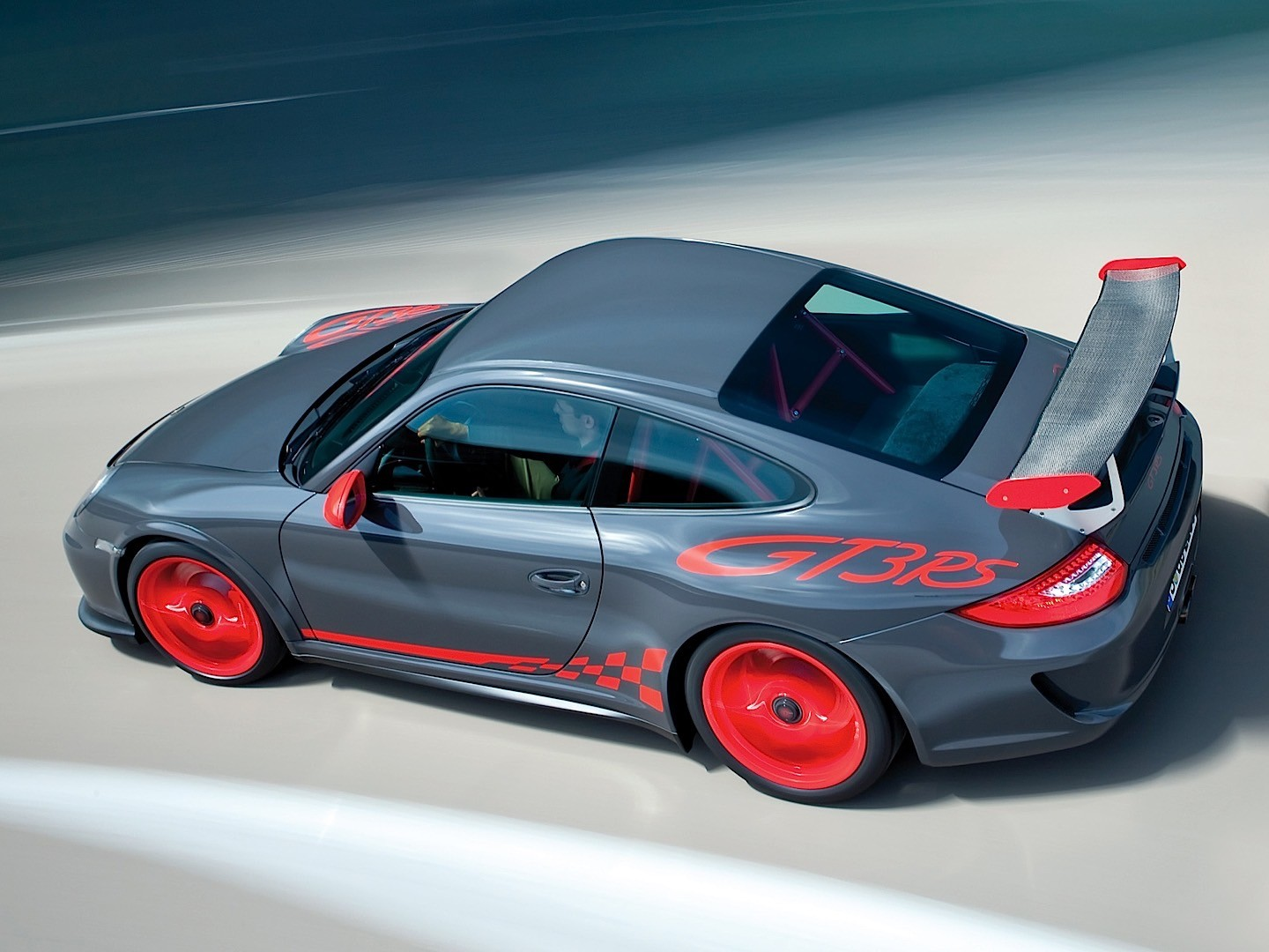 PORSCHE 911 GT3 RS (997.2) specs & photos - 2009, 2010, 2011 ...