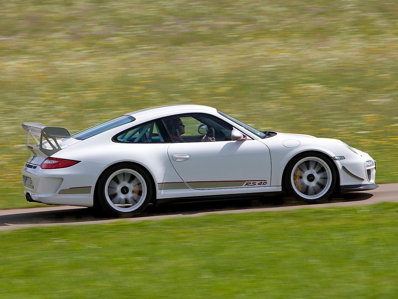 PORSCHE 911 GT3 RS 4.0 - 2011, 2012, 2013 - autoevolution