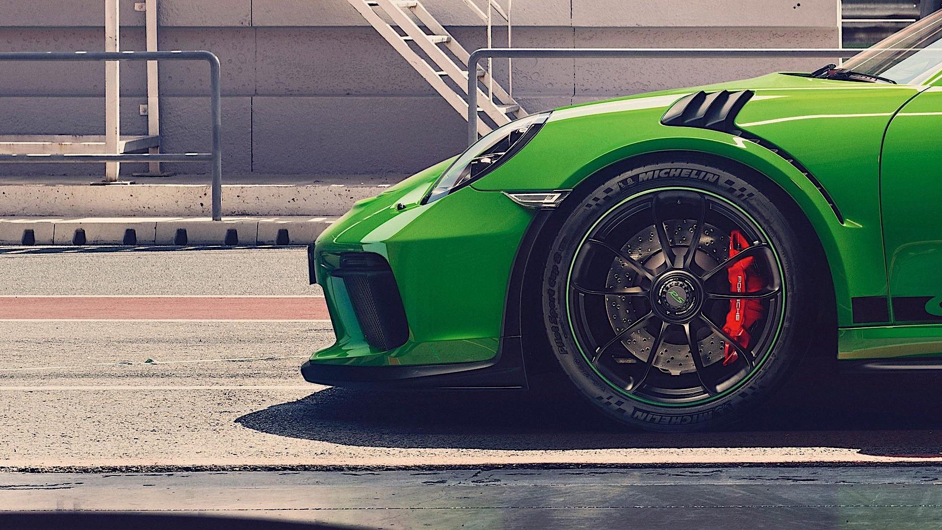 Porsche 911 Gt3 Rs Specs Amp Photos 2018 Autoevolution