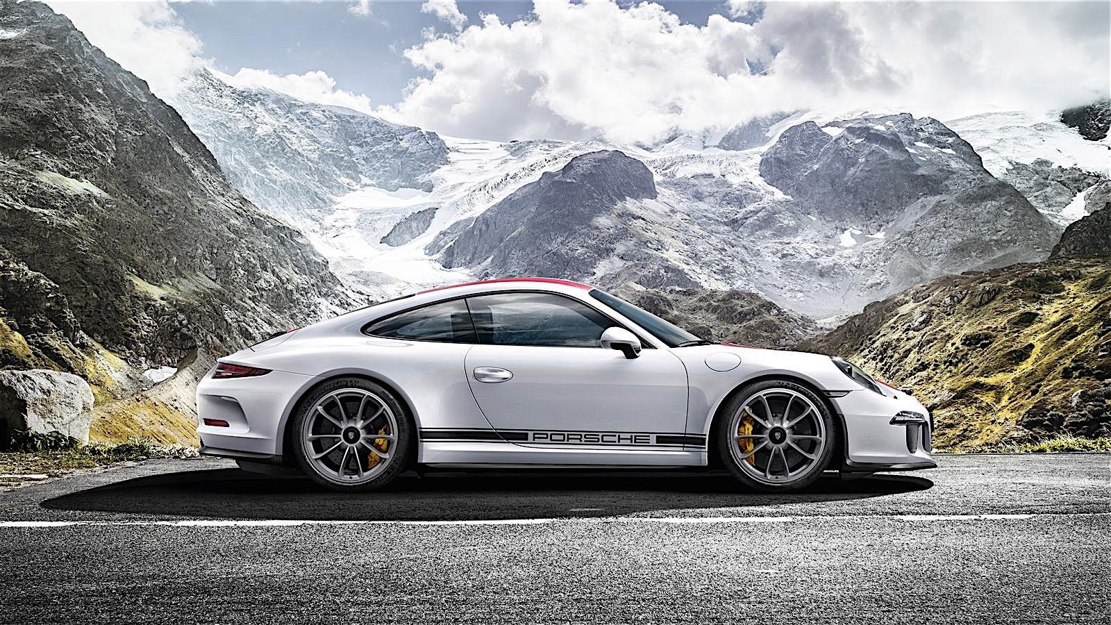 Porsche 911 R 2016 2017 Autoevolution