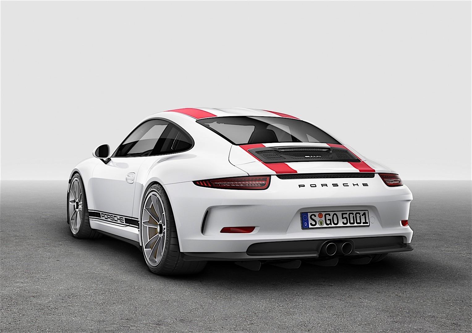 Porsche 911 r specs 2016 2017 2018 autoevolution porsche 911 r 2016 present sciox Images