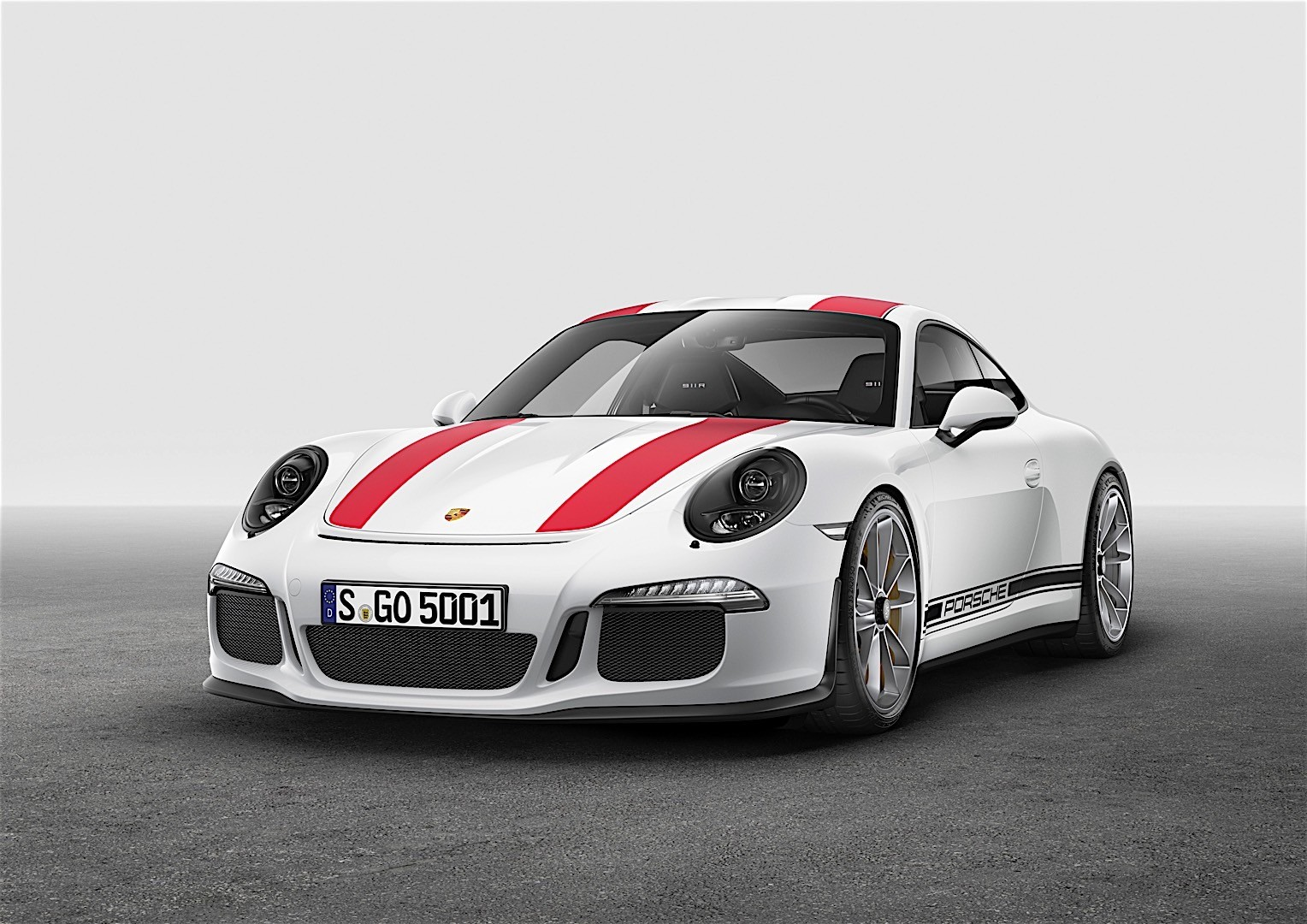 porsche 911 r 2016 2017 autoevolution. Black Bedroom Furniture Sets. Home Design Ideas