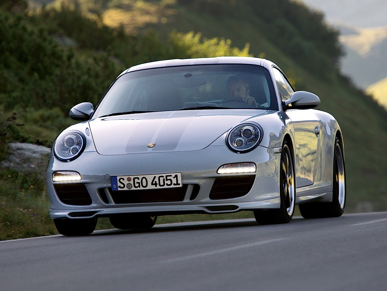 Porsche 911 Sport Classic 2010 2011 2012 Autoevolution