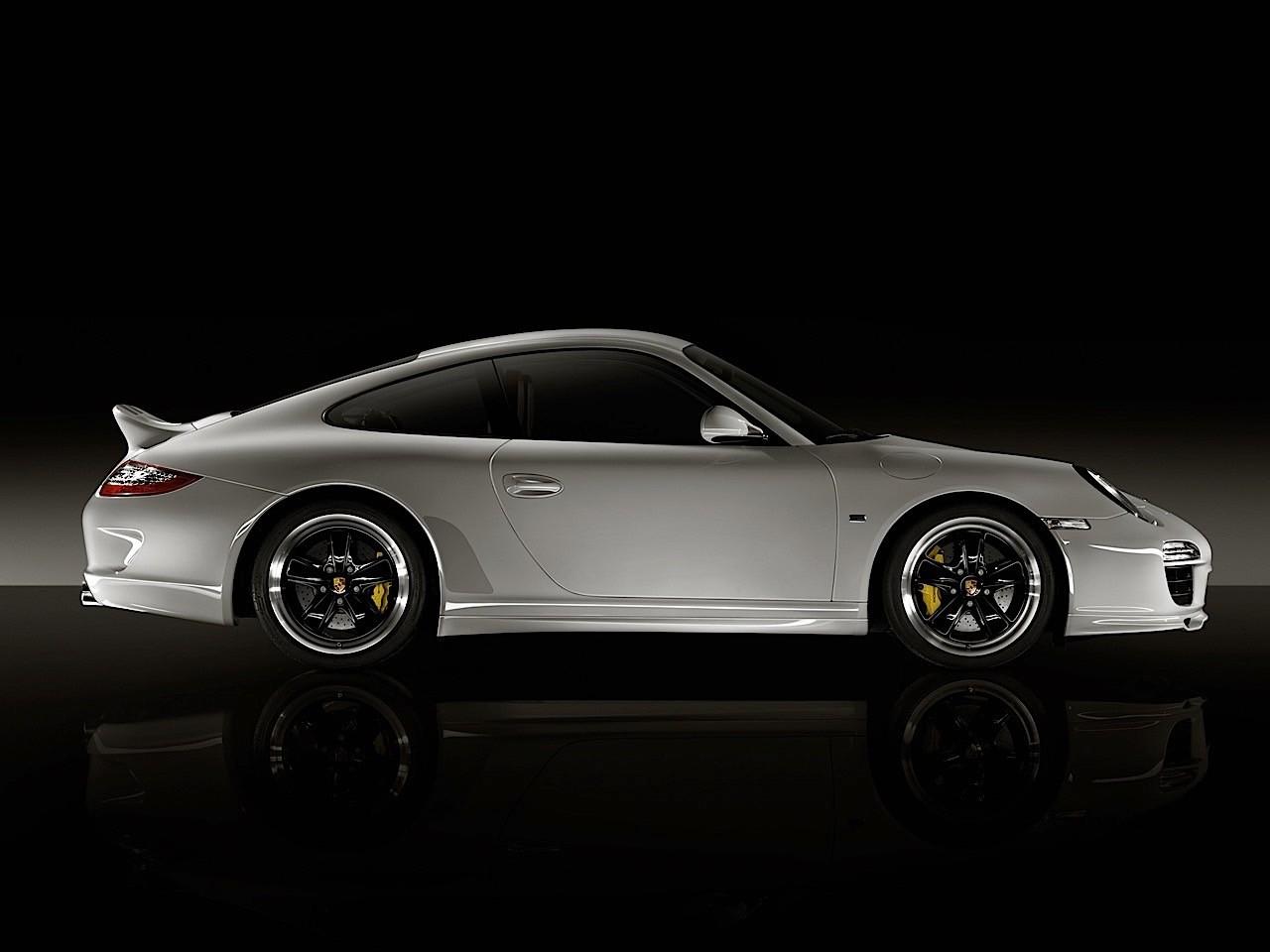 PORSCHE 911 Sport Classic specs & photos - 2010, 2011 ...