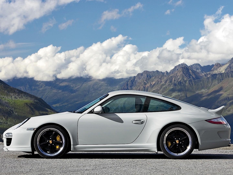 Porsche 911 Sport Classic Specs 2010 2011 2012