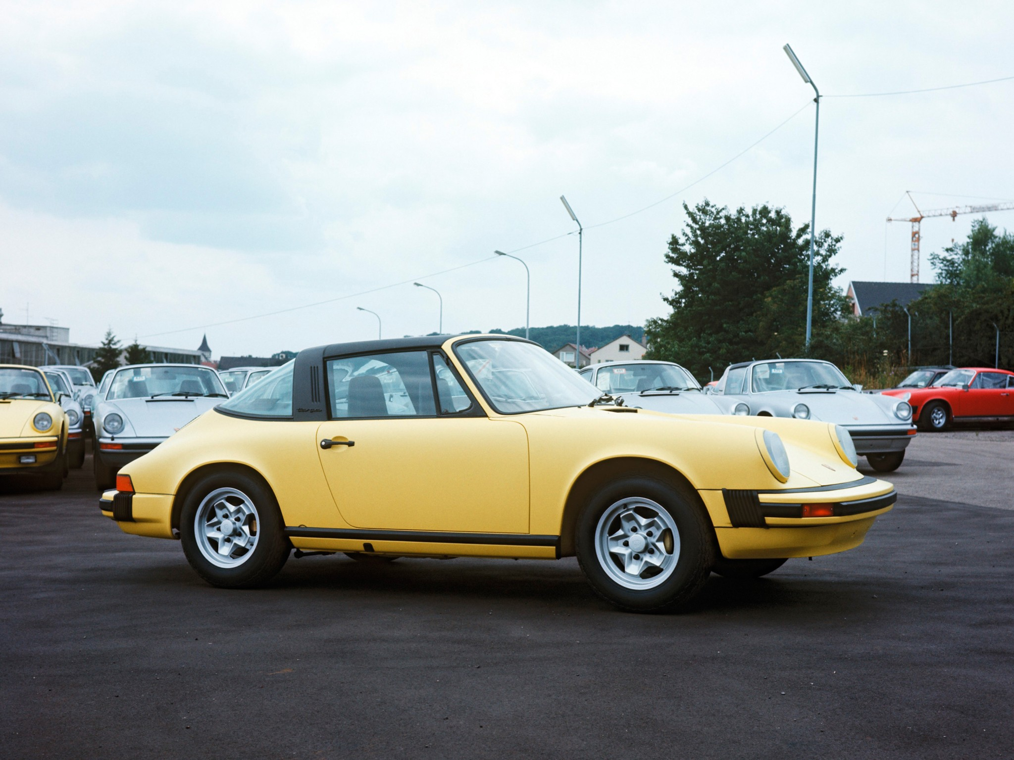 Porsche 911 Targa 930 Specs 1974 1975 1976 1977