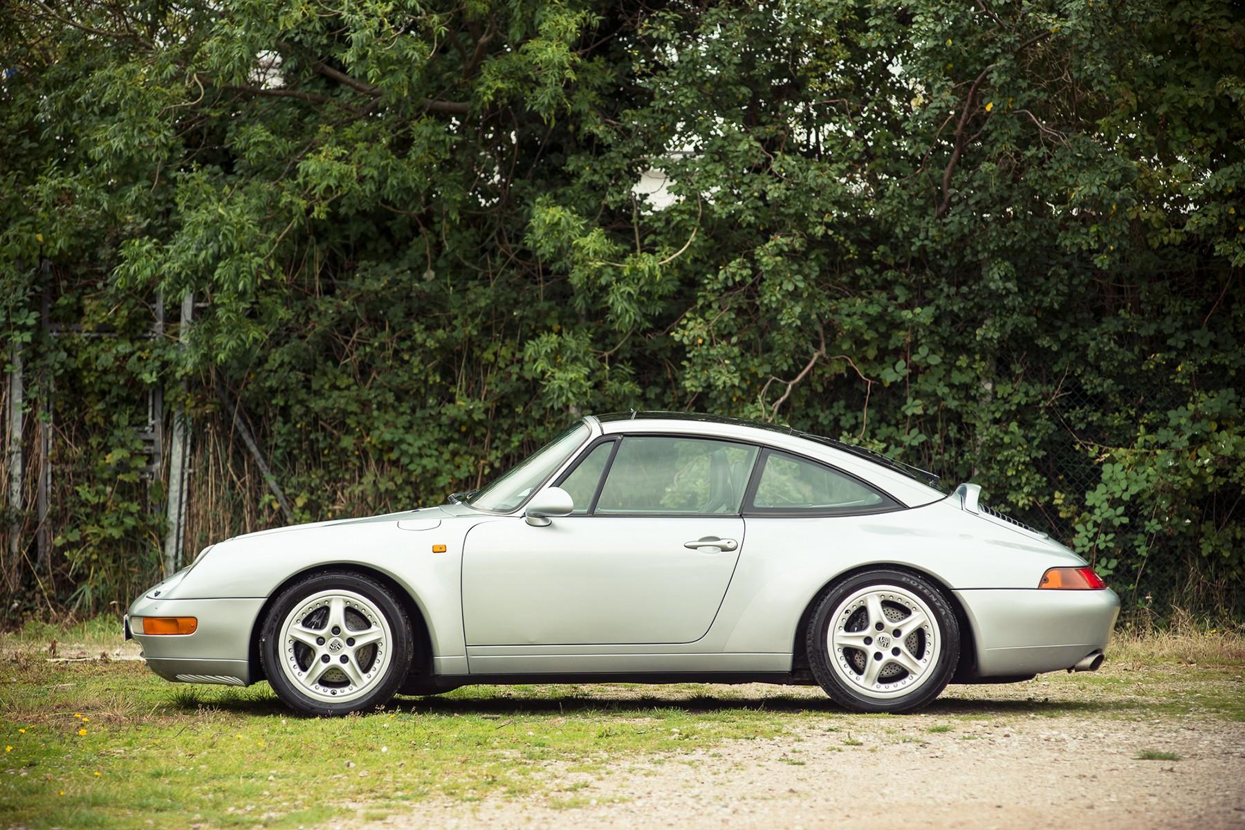 Porsche 911 Targa 993 1995 1996 1997 Autoevolution