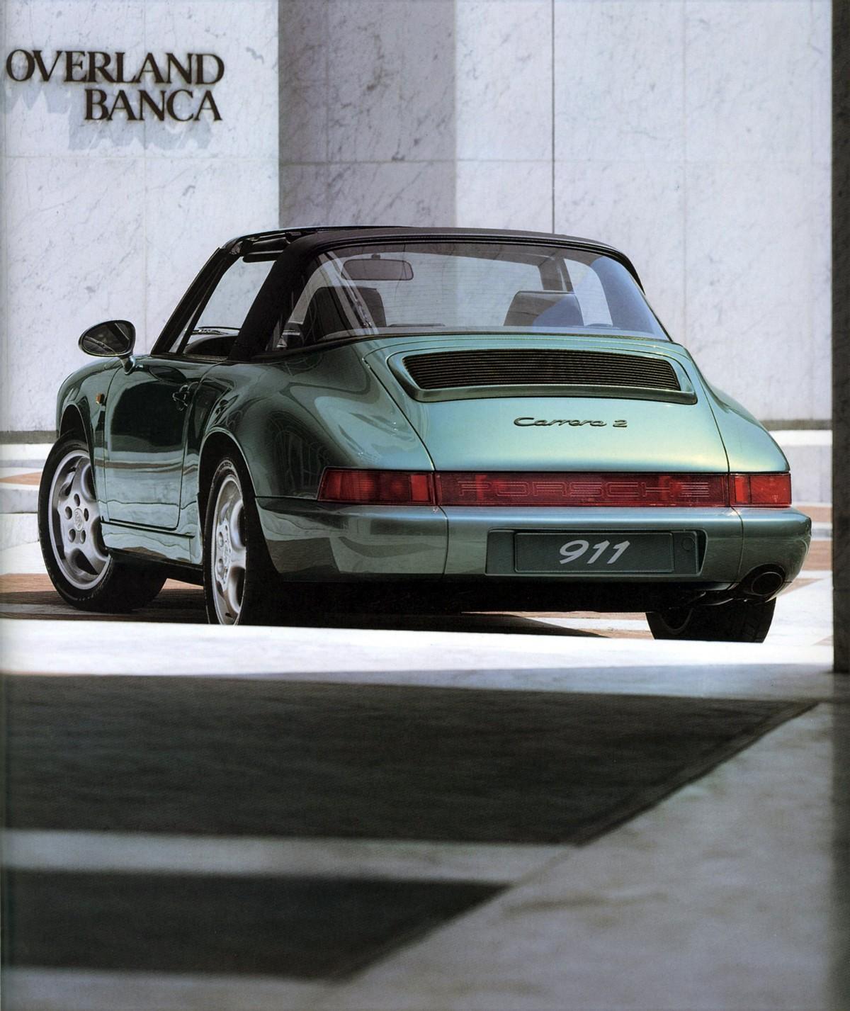 porsche 911 targa 2 964 1989 1990 1991 1992 1993 autoevolution. Black Bedroom Furniture Sets. Home Design Ideas