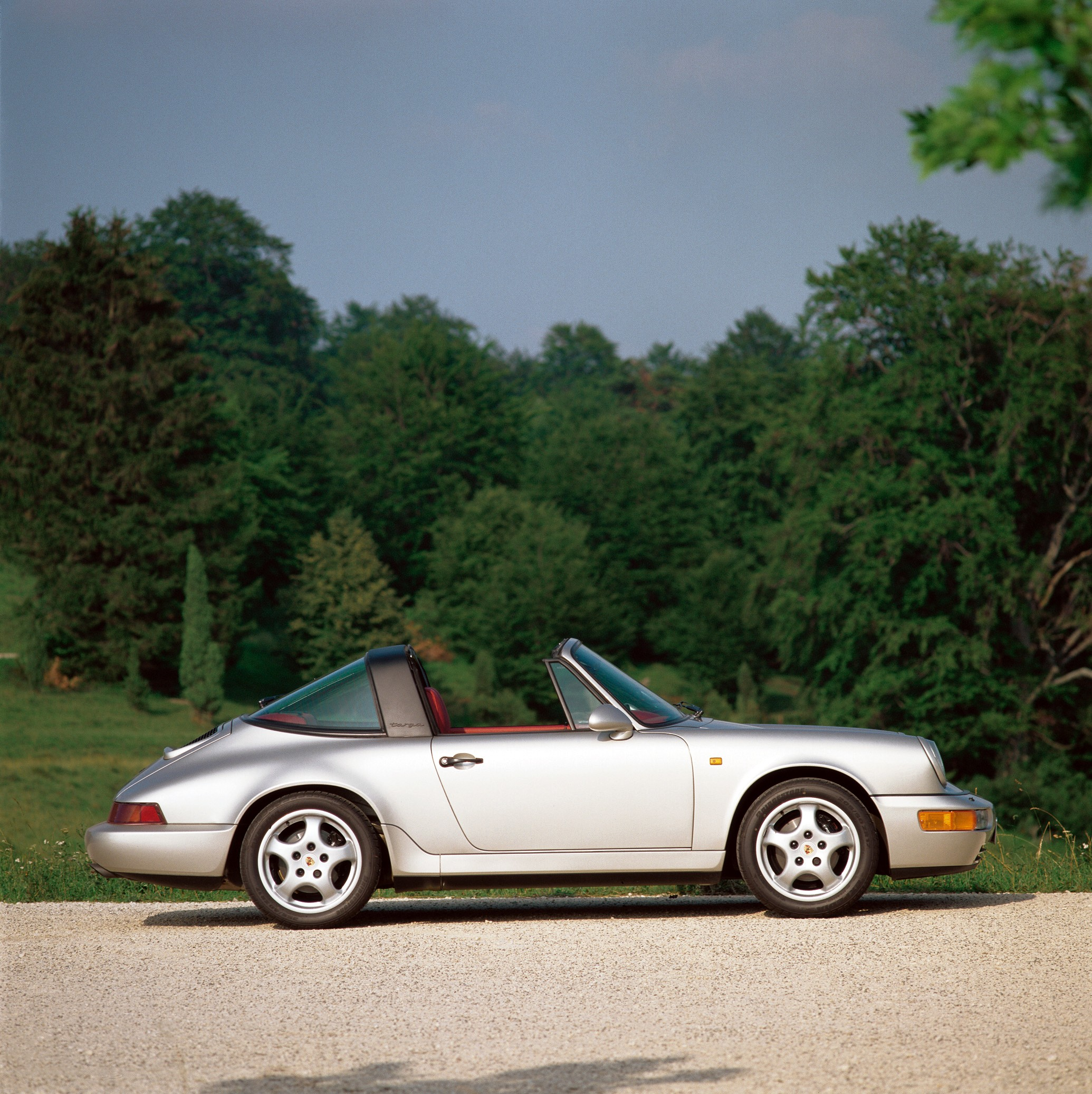 porsche 911 targa 2 964 specs photos 1989 1990. Black Bedroom Furniture Sets. Home Design Ideas