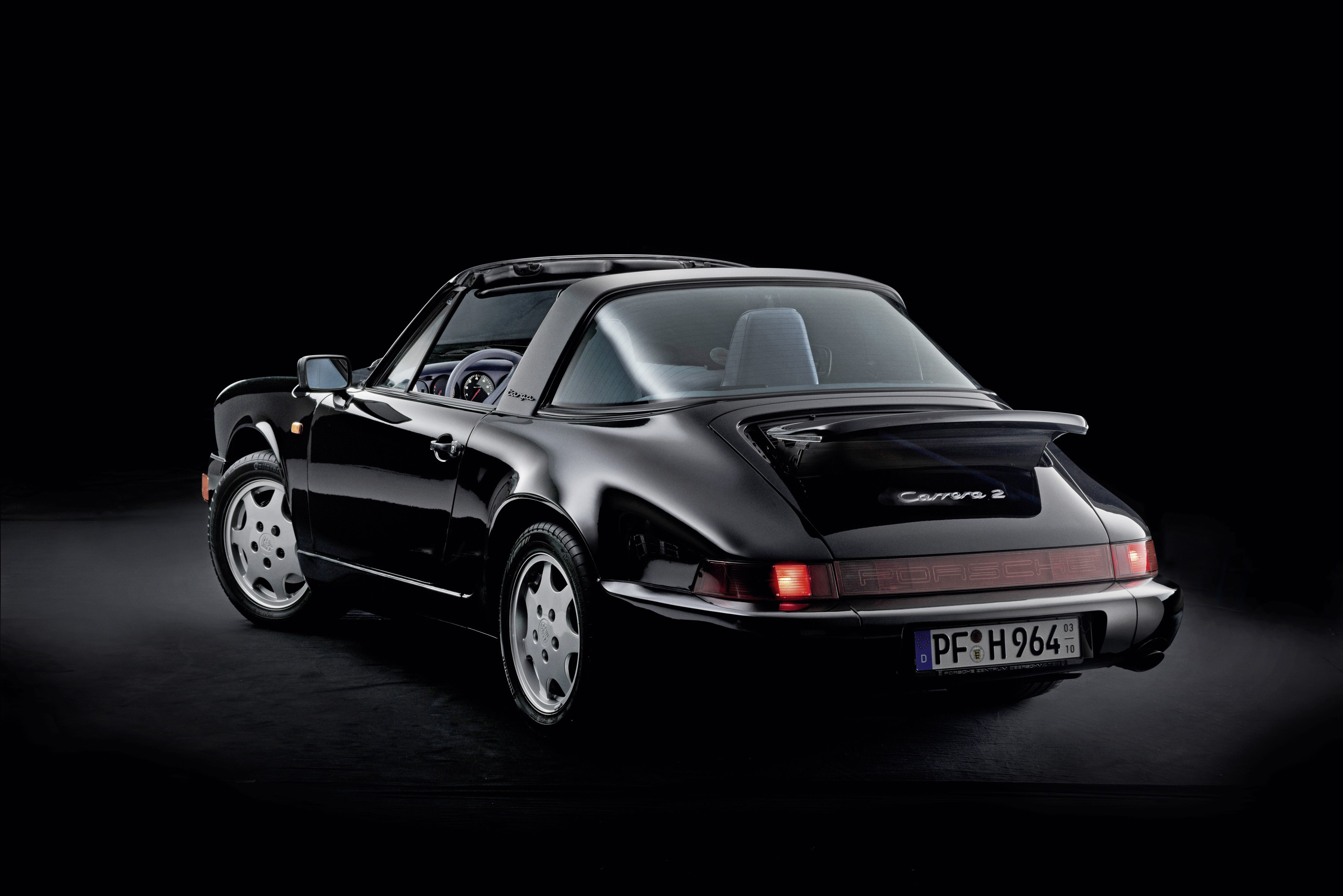 Porsche 911 Targa 2 964 Specs Amp Photos 1989 1990