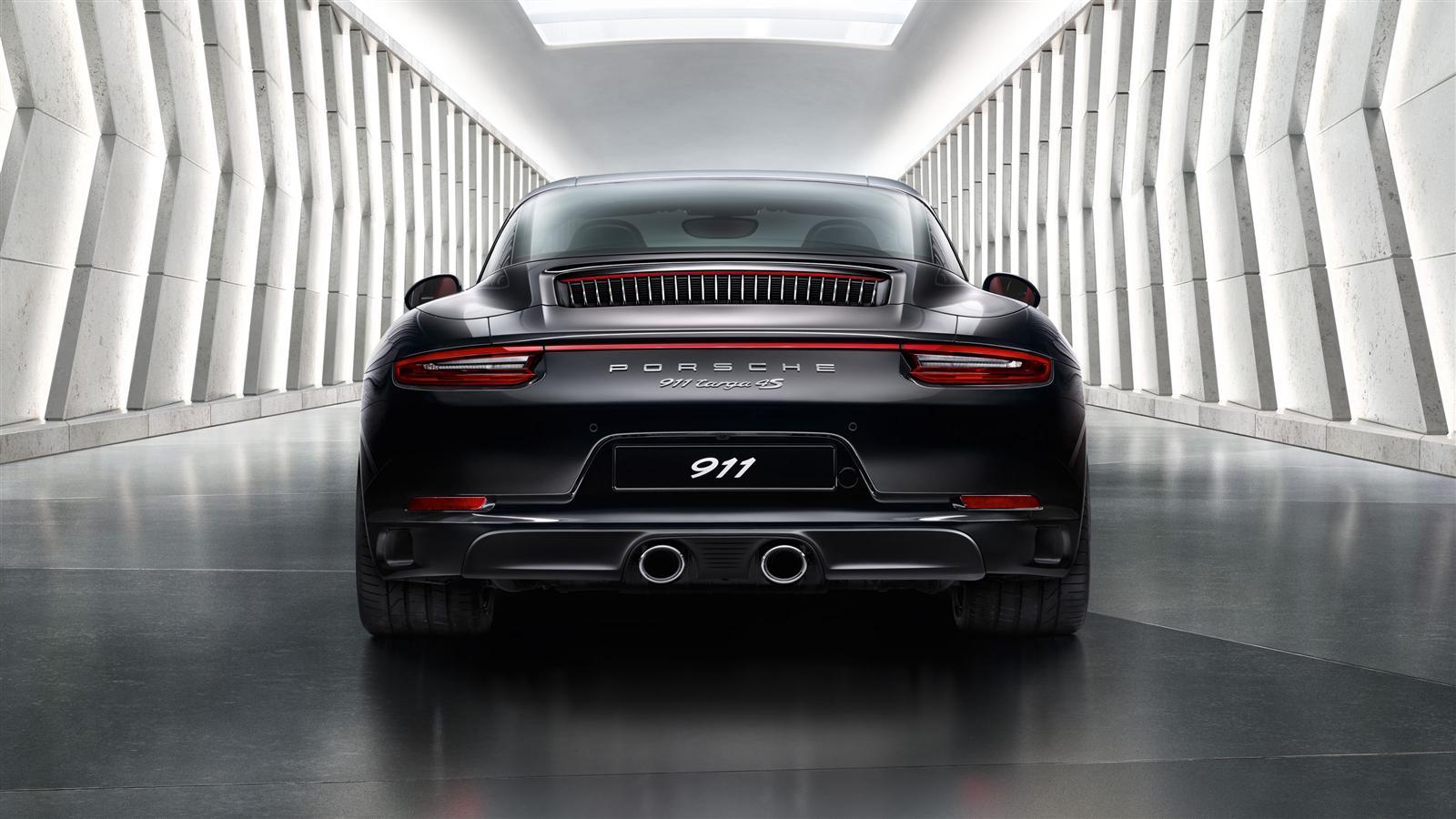 Porsche 911 targa 4 991 2 specs 2016 2017 autoevolution