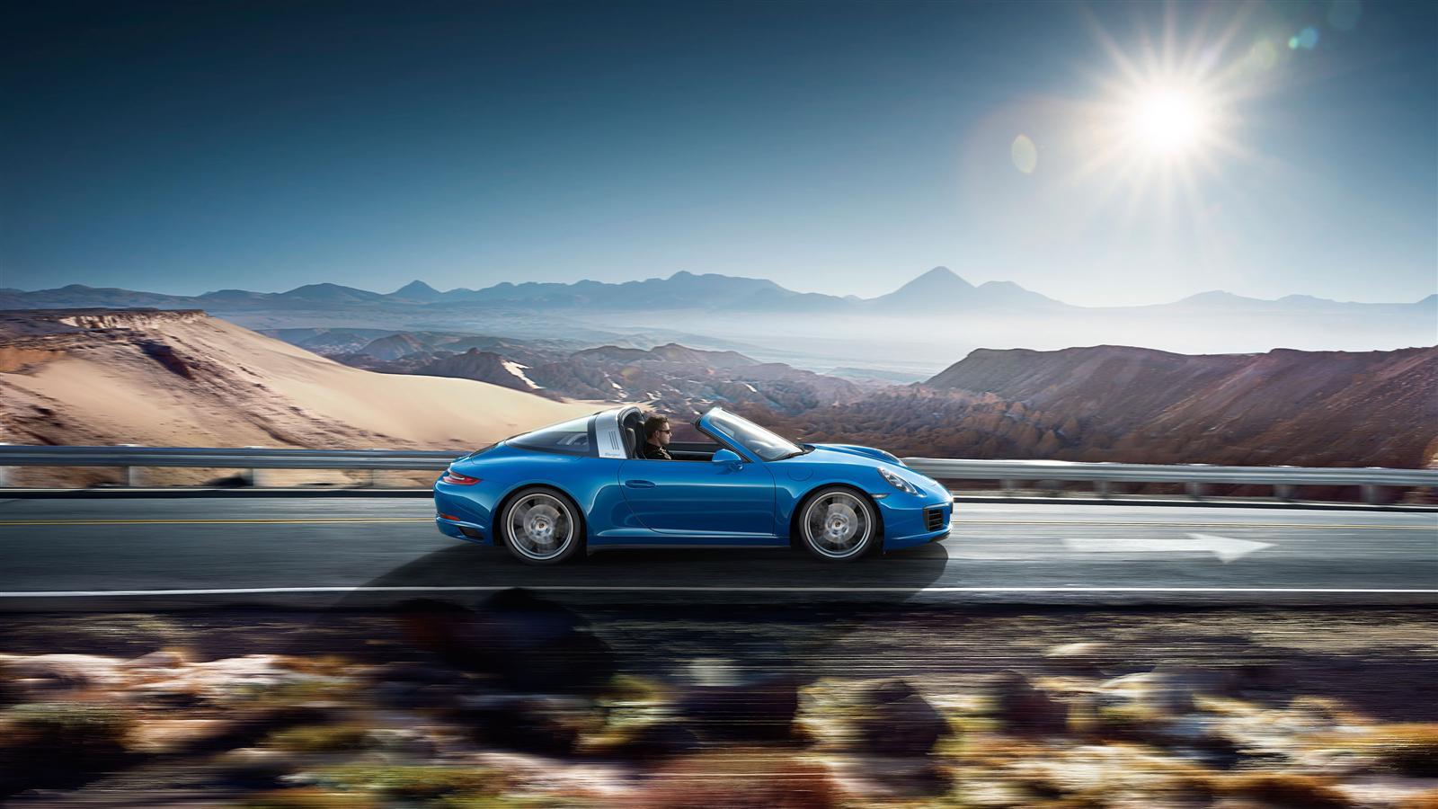 Porsche 911 Targa 4 991 2 Specs Amp Photos 2016 2017