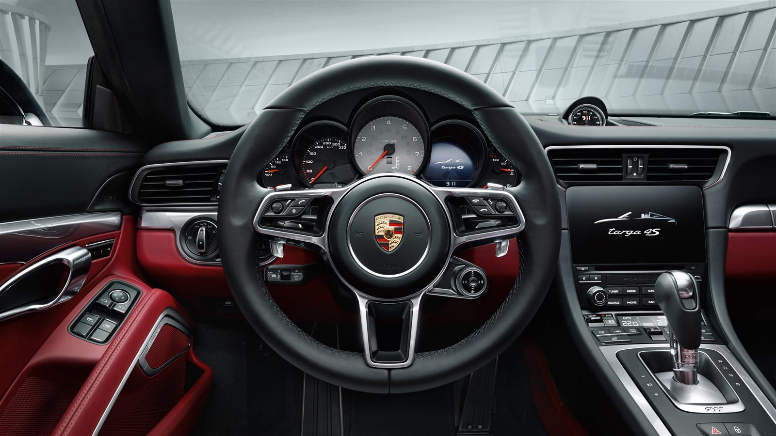 Porsche 911 Turbo S >> PORSCHE 911 Targa 4 (991.2) specs & photos - 2016, 2017, 2018, 2019 - autoevolution