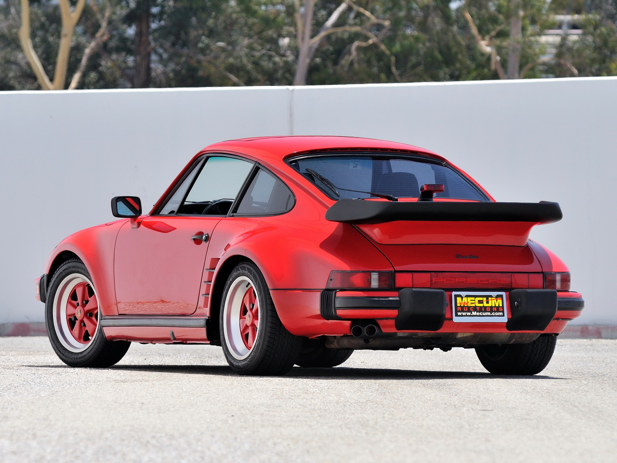 Porsche 911 Turbo Quot Flachbau Quot 930 1981 1982 1983