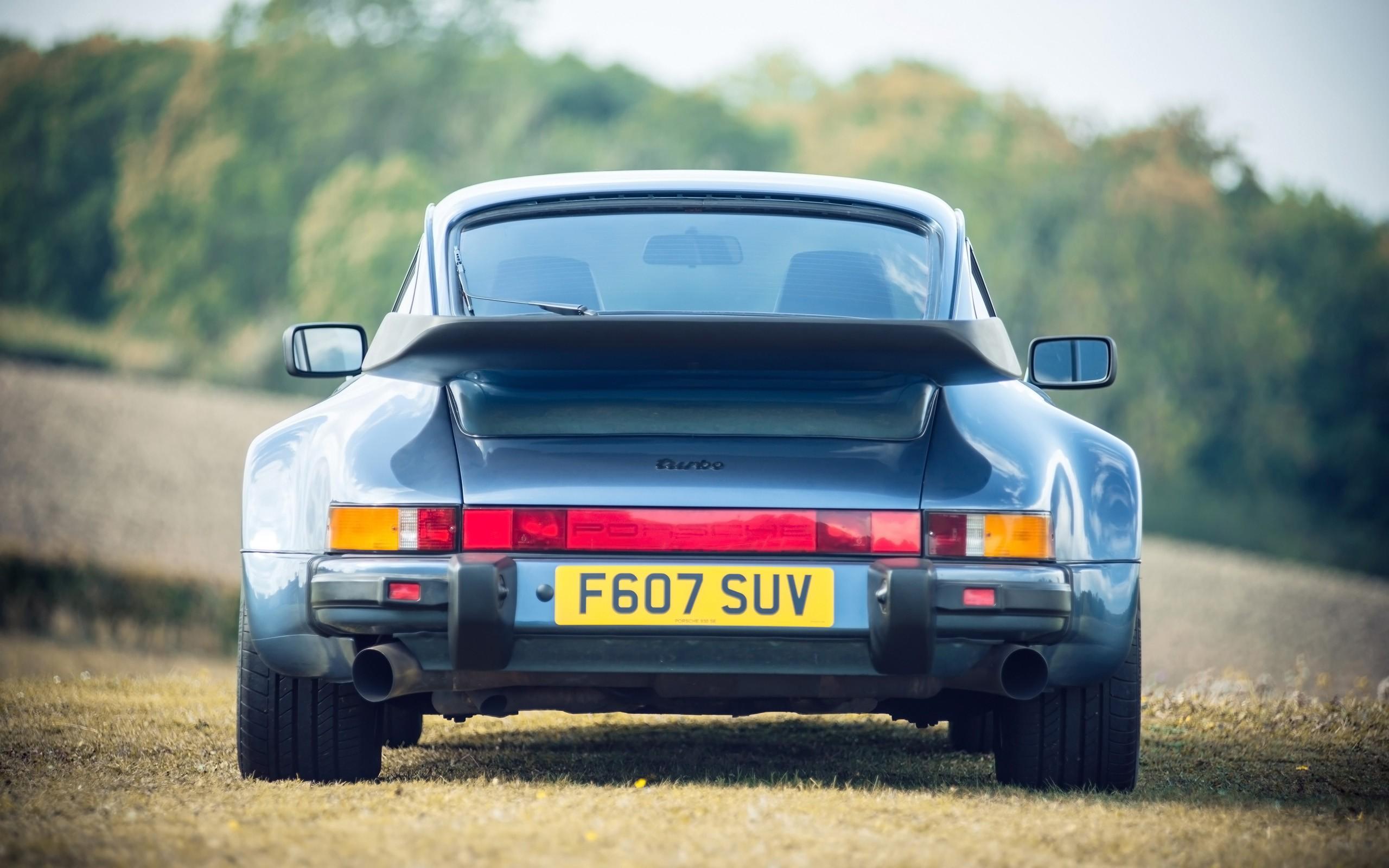 Porsche 911 Turbo Quot Flachbau Quot 930 Specs Amp Photos 1981