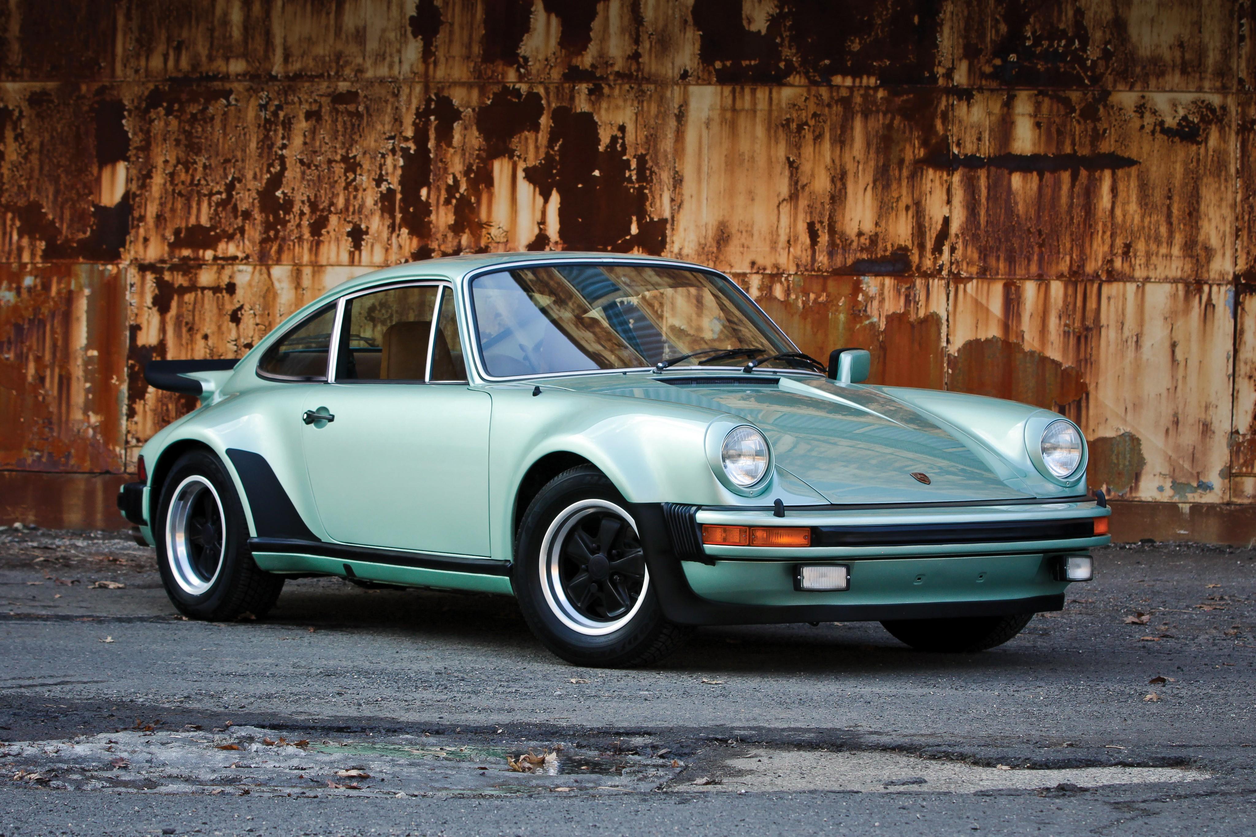 Porsche 911 Turbo 930 Specs 1974 1975 1976 1977