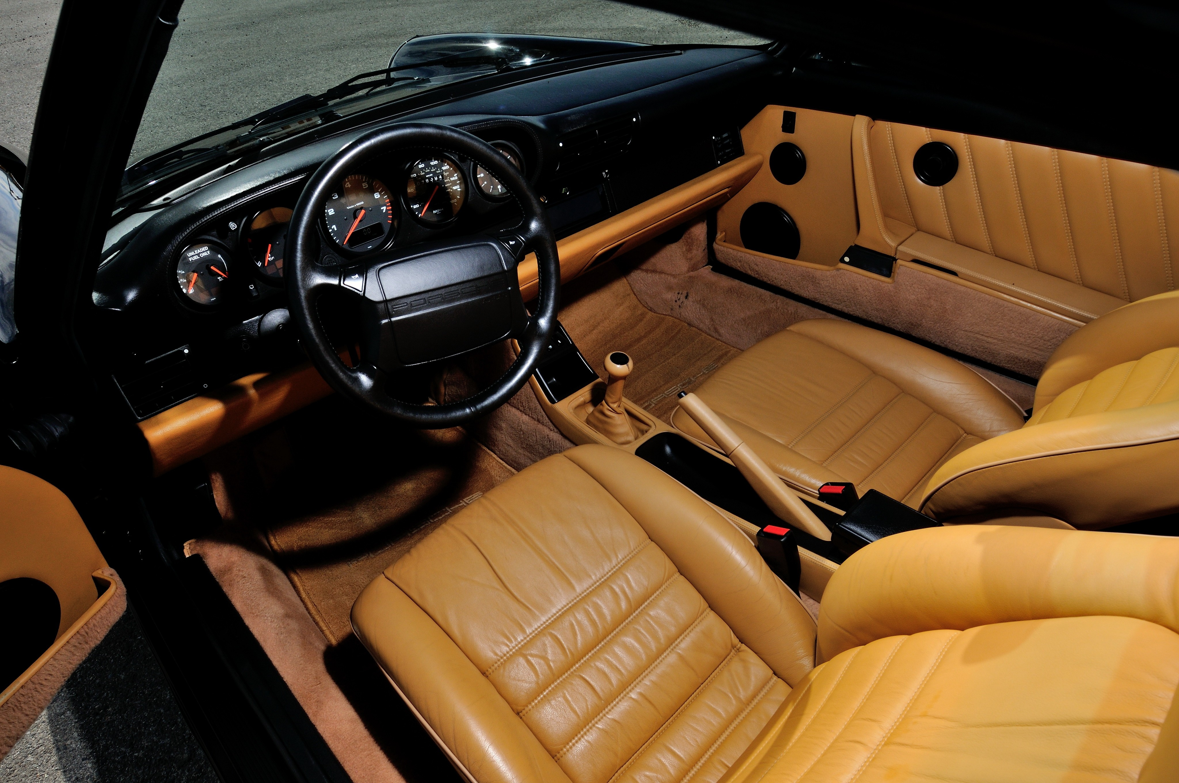 porsche 911 classic interior. porsche 911 turbo 964 1990 1995 porsche classic interior