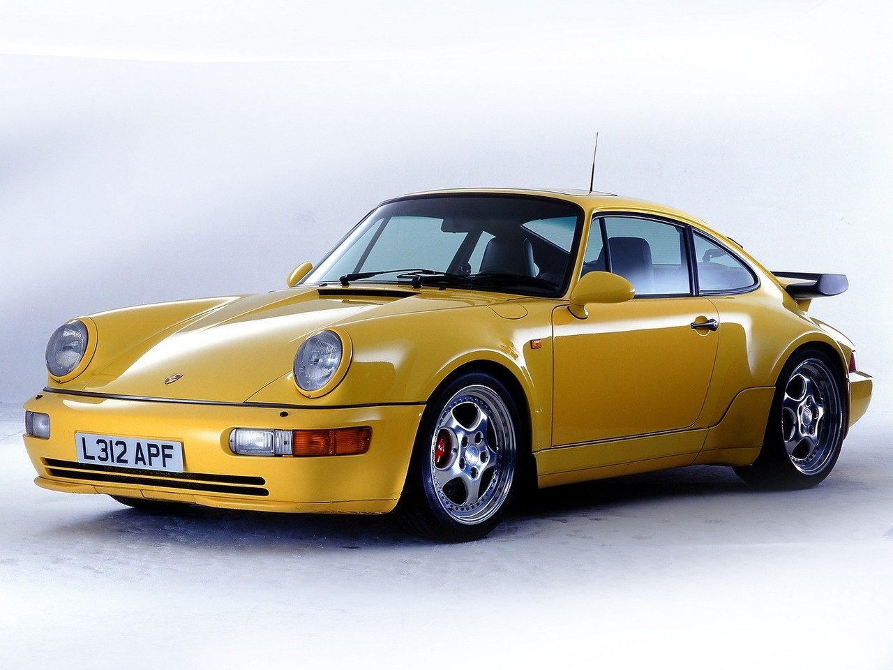 Porsche 911 Turbo 964 Specs Amp Photos 1990 1991 1992
