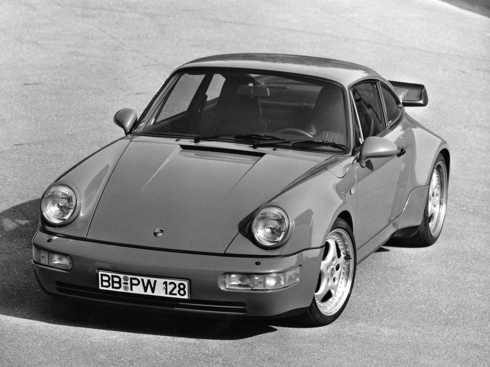 ... PORSCHE 911 Turbo (964) (1990 - 1995) ...