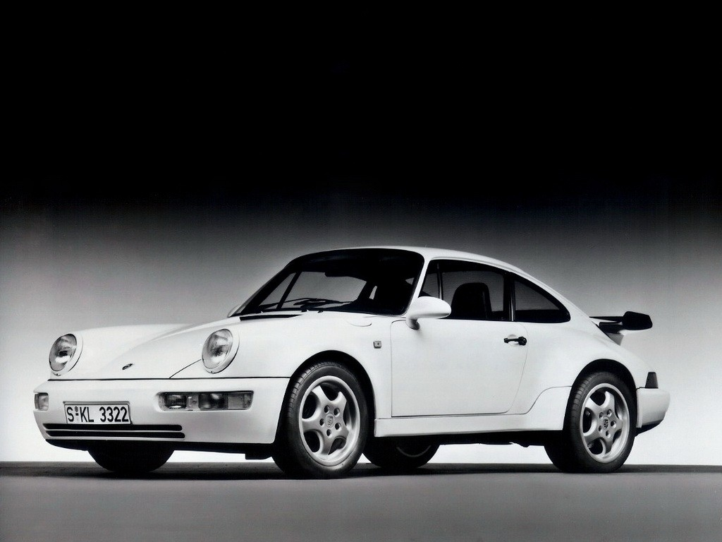 PORSCHE 911 Turbo (964) specs & photos - 1990, 1991, 1992 ...