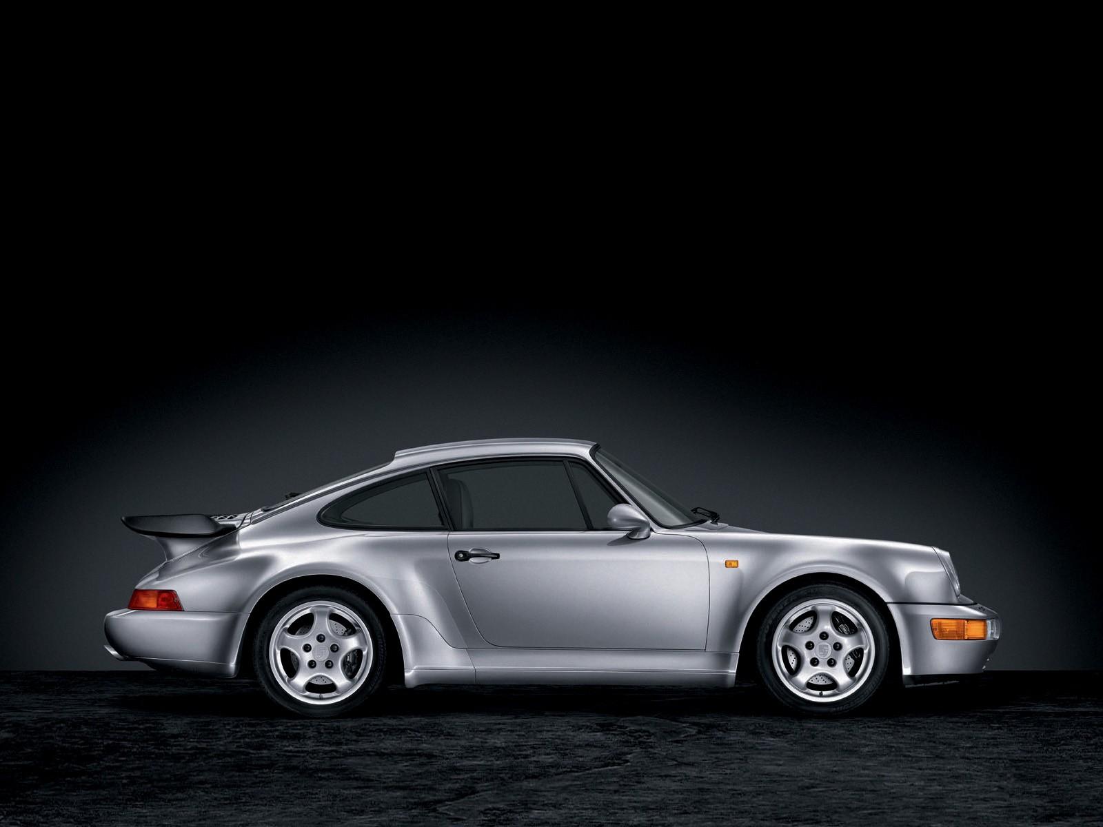 Porsche 911 Turbo 964 Specs Photos 1990 1991 1992 1993 930 Twin Turbos 1995