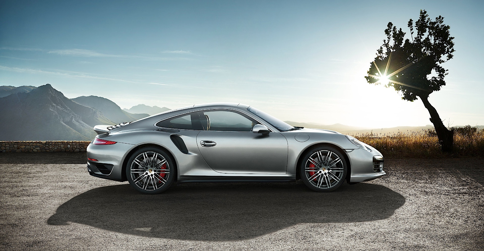 Porsche 911 Turbo 991 Specs Amp Photos 2013 2014 2015