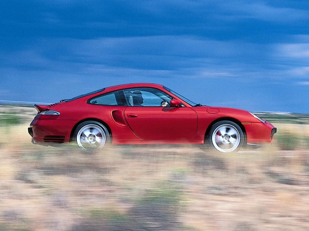 porsche 911 turbo 996 2000 2006
