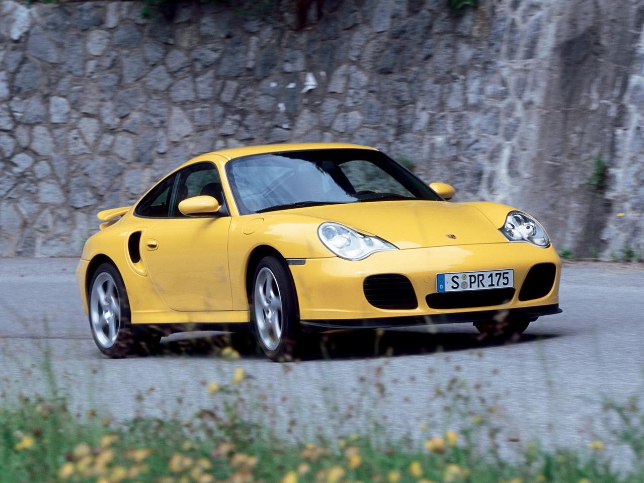 PORSCHE 911 Turbo 996 Specs Amp Photos 2000 2001 2002
