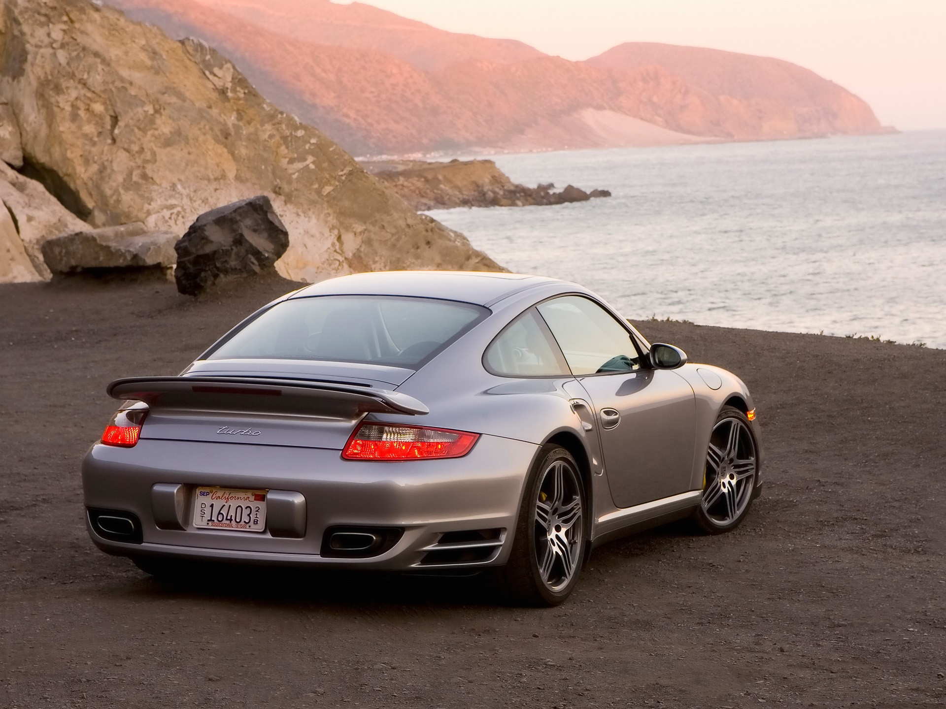 porsche 911 turbo 997 2006 2009