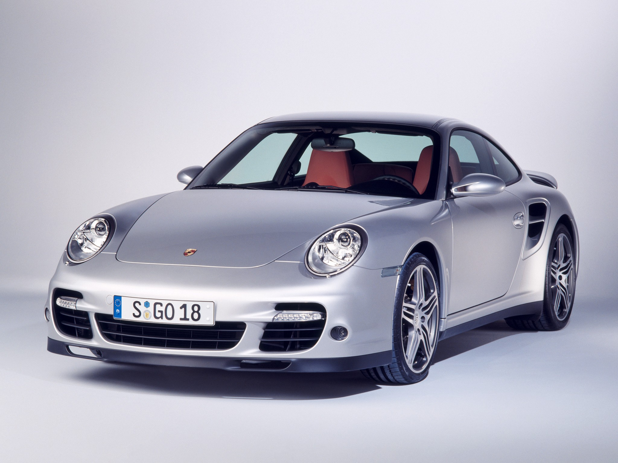 Porsche 911 Turbo 997 2006 2007 2008 2009