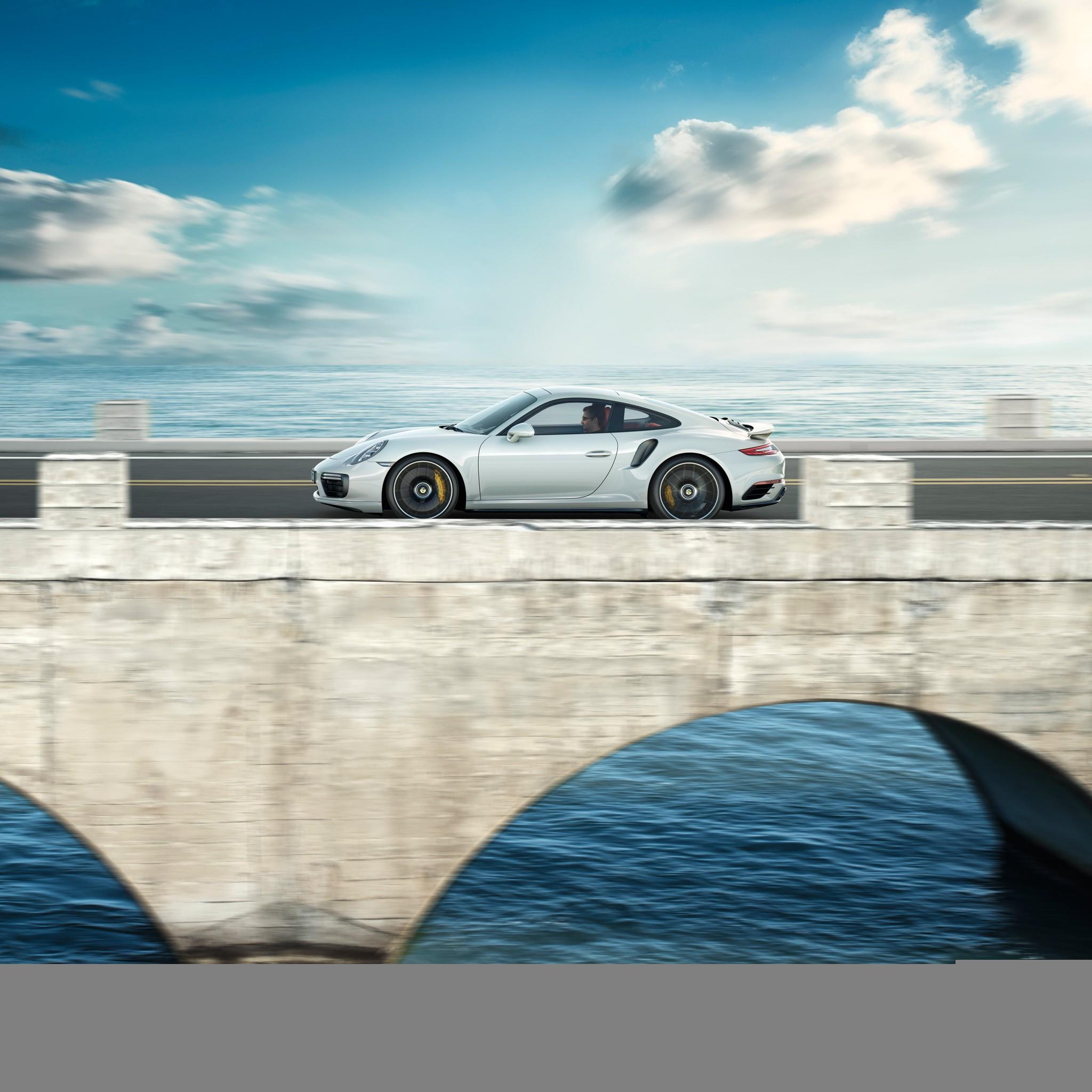 PORSCHE 911 Turbo (991.2) Specs & Photos