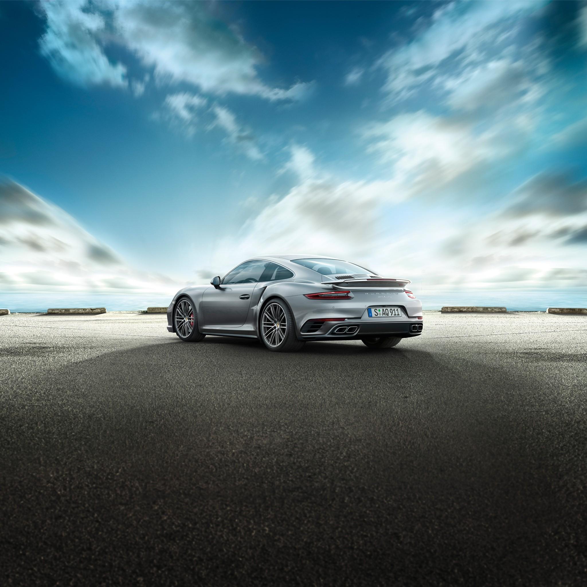 PORSCHE 911 Turbo (991.2)