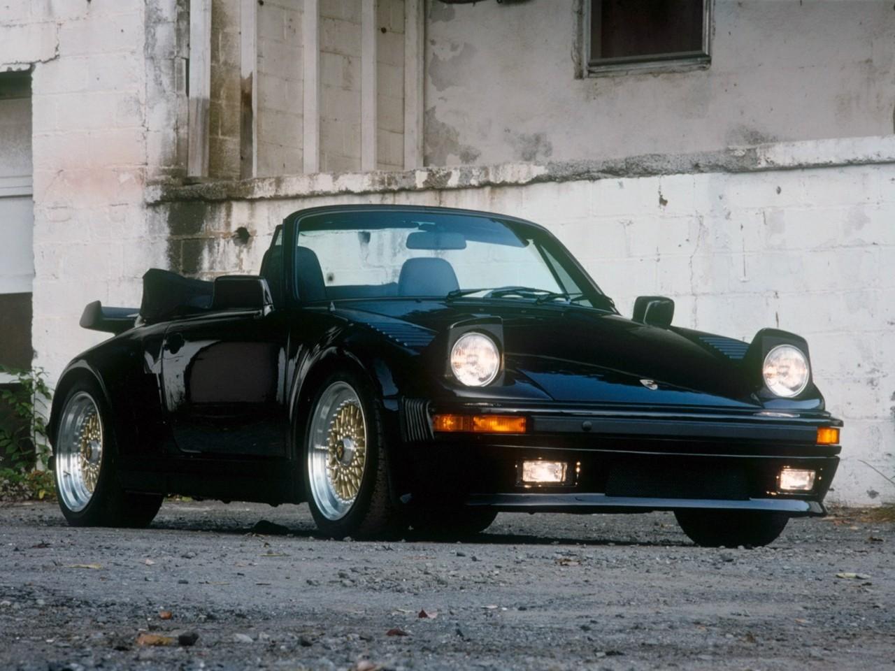 Porsche 911 Turbo Cabriolet Quot Flachtbau Quot 930 1987 1988