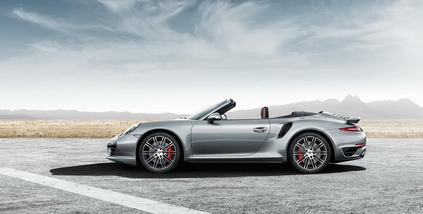 Porsche 911 Turbo Cabriolet 991 Specs Amp Photos 2013