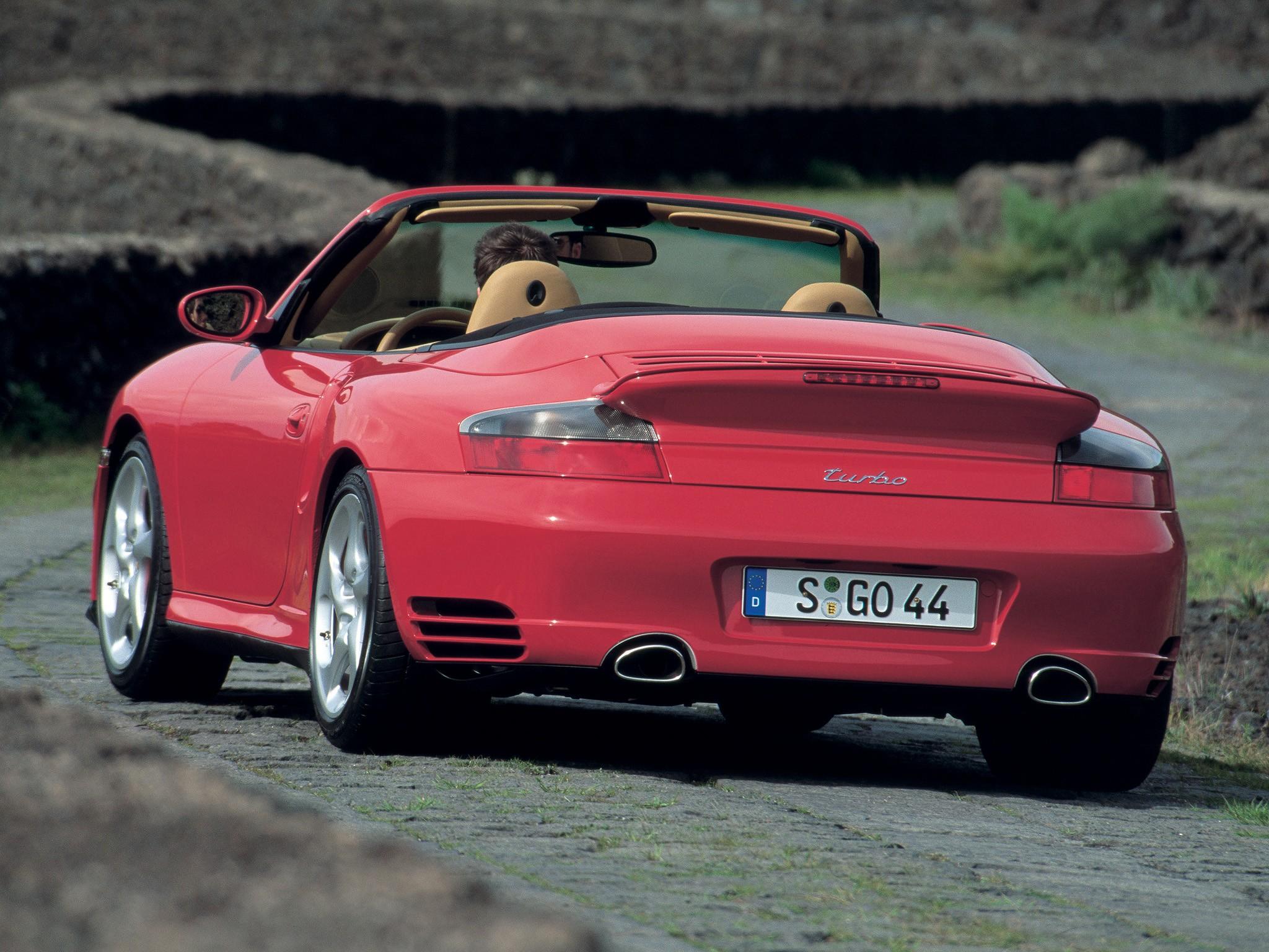 porsche 911 turbo cabriolet 996 specs 2004 2005 2006. Black Bedroom Furniture Sets. Home Design Ideas