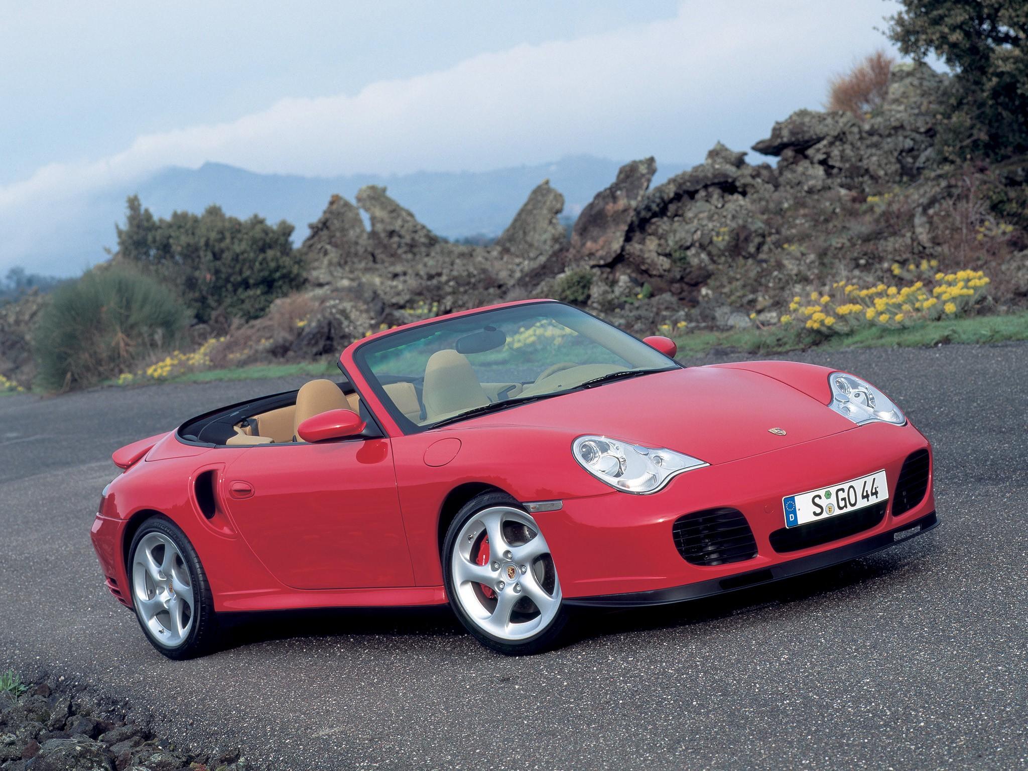 porsche 911 turbo cabriolet 996 specs photos 2004 2005 2006 2007 autoevolution. Black Bedroom Furniture Sets. Home Design Ideas