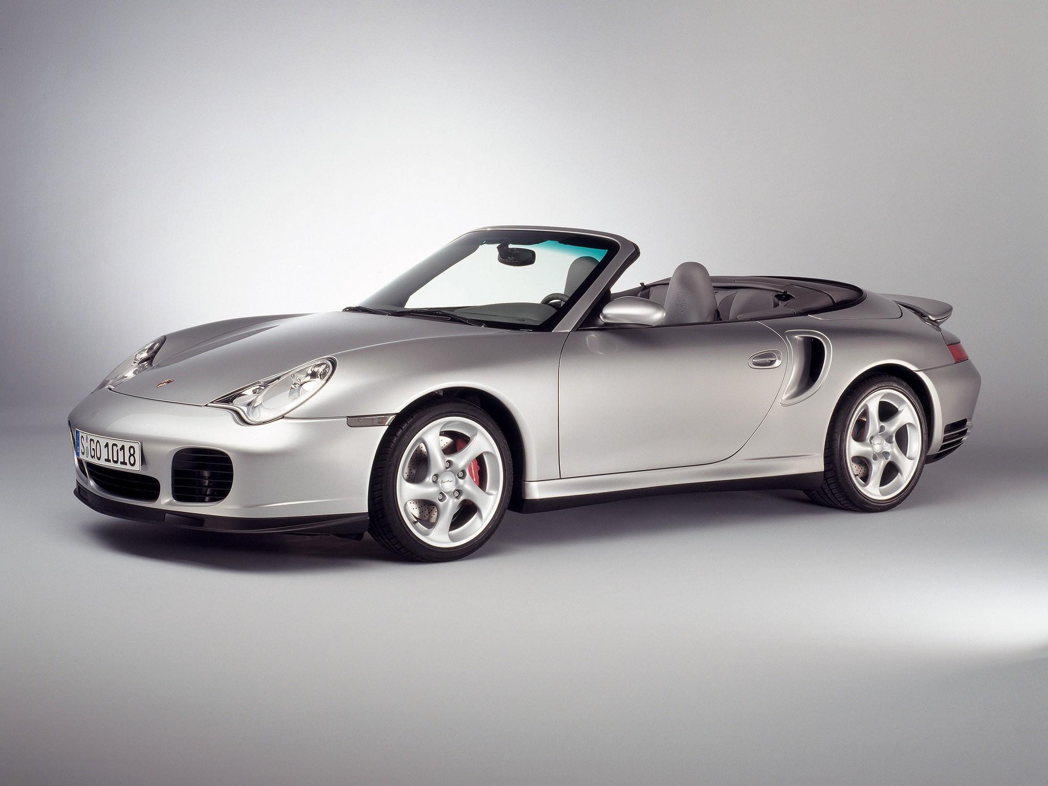 porsche 911 turbo cabriolet 996 2004 2005 2006 2007 autoevolution. Black Bedroom Furniture Sets. Home Design Ideas