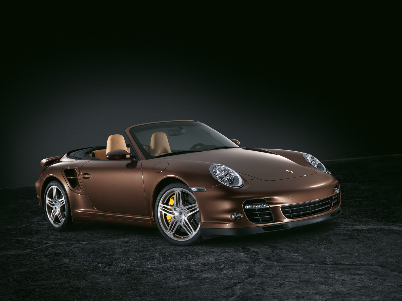 Porsche 911 Turbo Cabriolet 997 Specs Amp Photos 2007